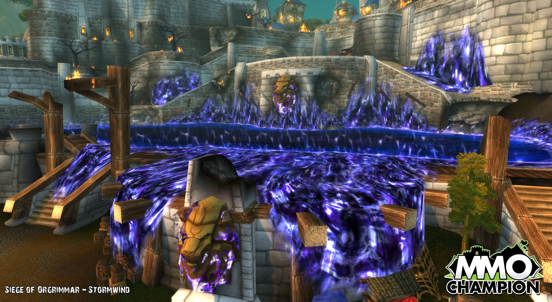 Wow patch 5 4 stormwind harbor destroyed immosite get for Wow portent 5 4