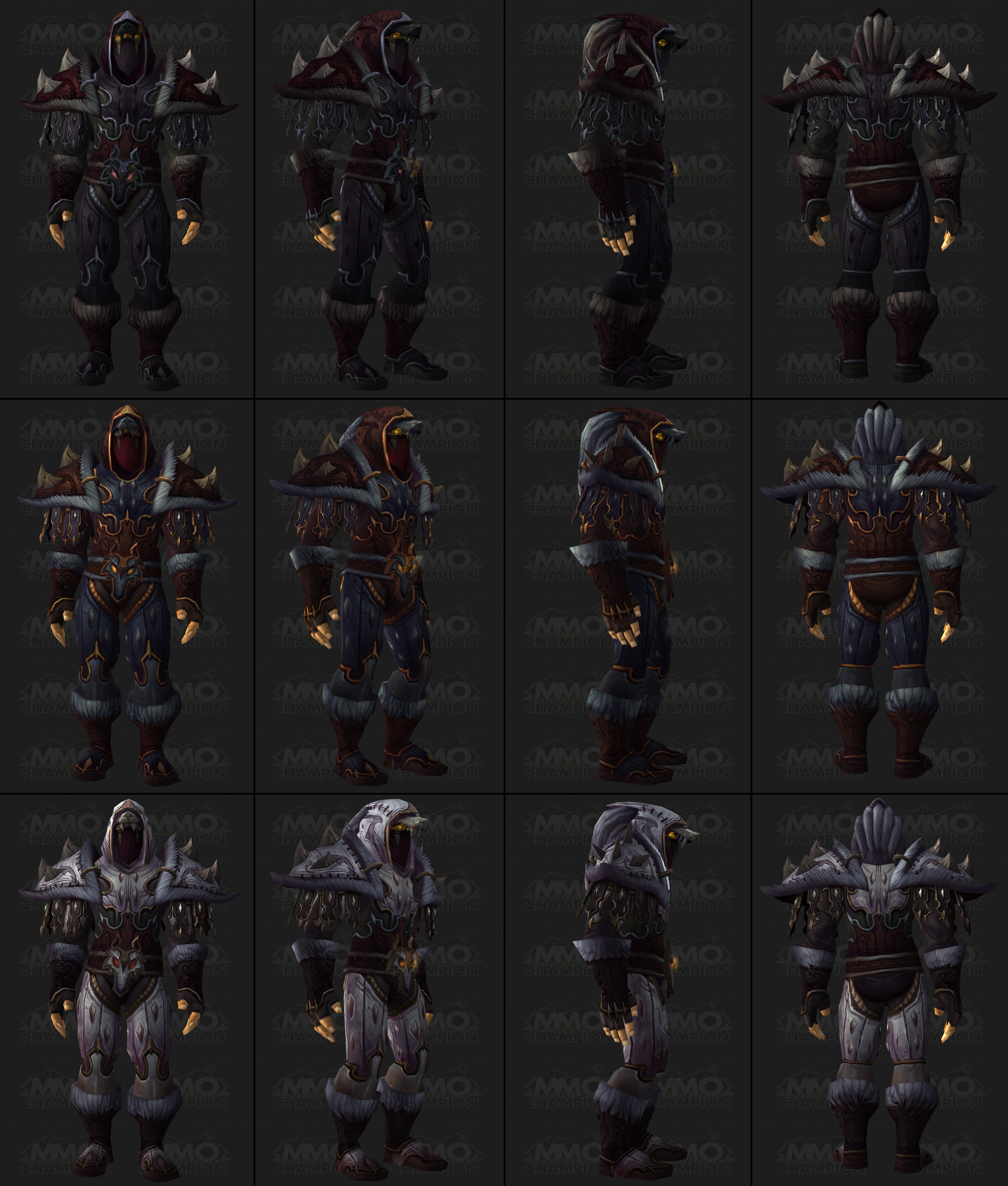 mist of pandaria rogue tier 15 t15 male items outfit