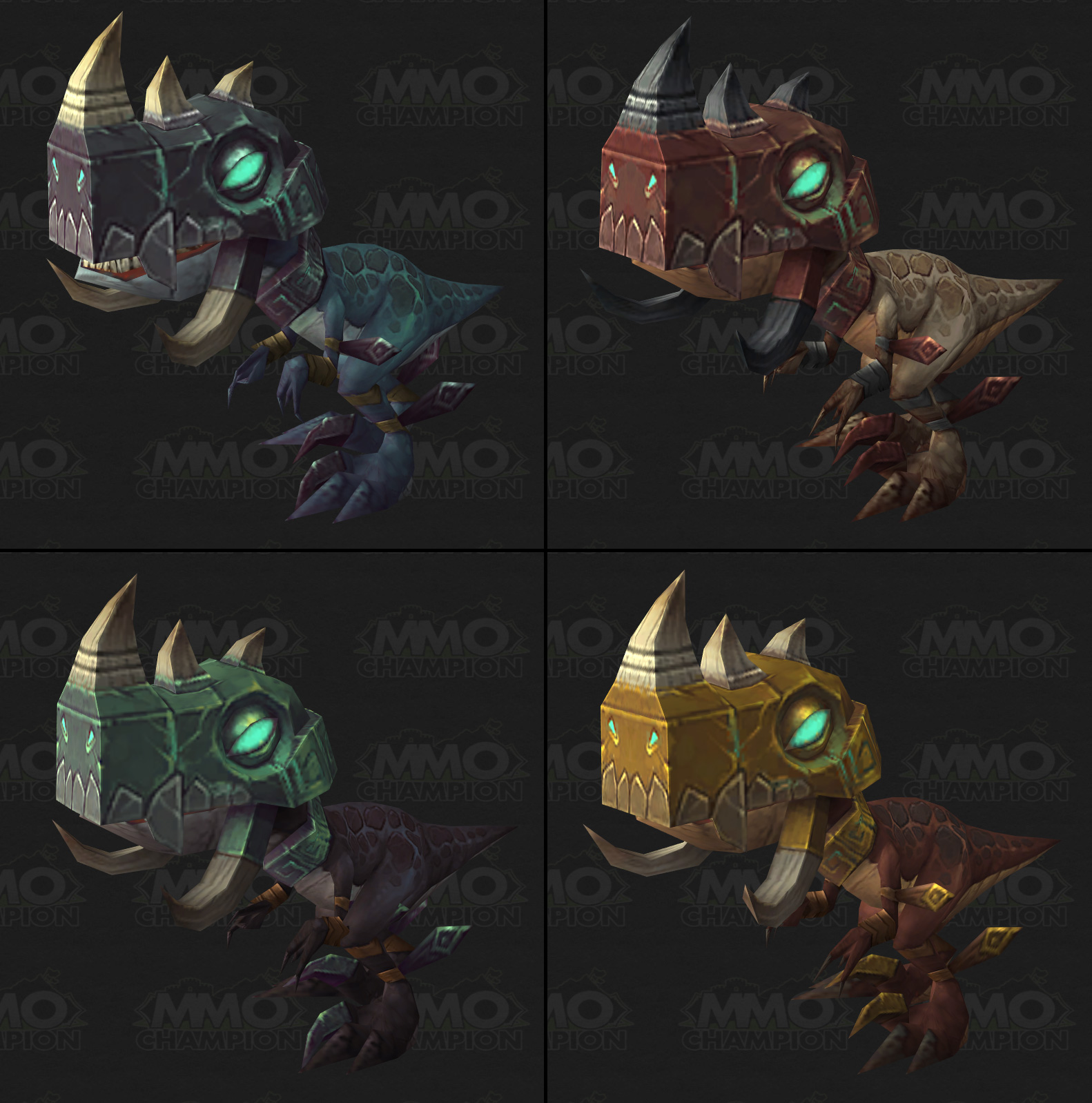 warcraft how to make quest items show on mobs