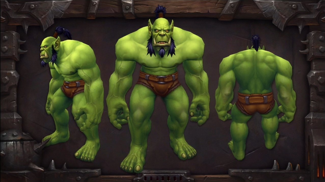 Warlords of draenor nude patch horde amp neutral - 3 part 3