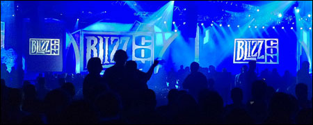 Blizzcon Opening Ceremony in 2 Hours, Day 1 Schedule