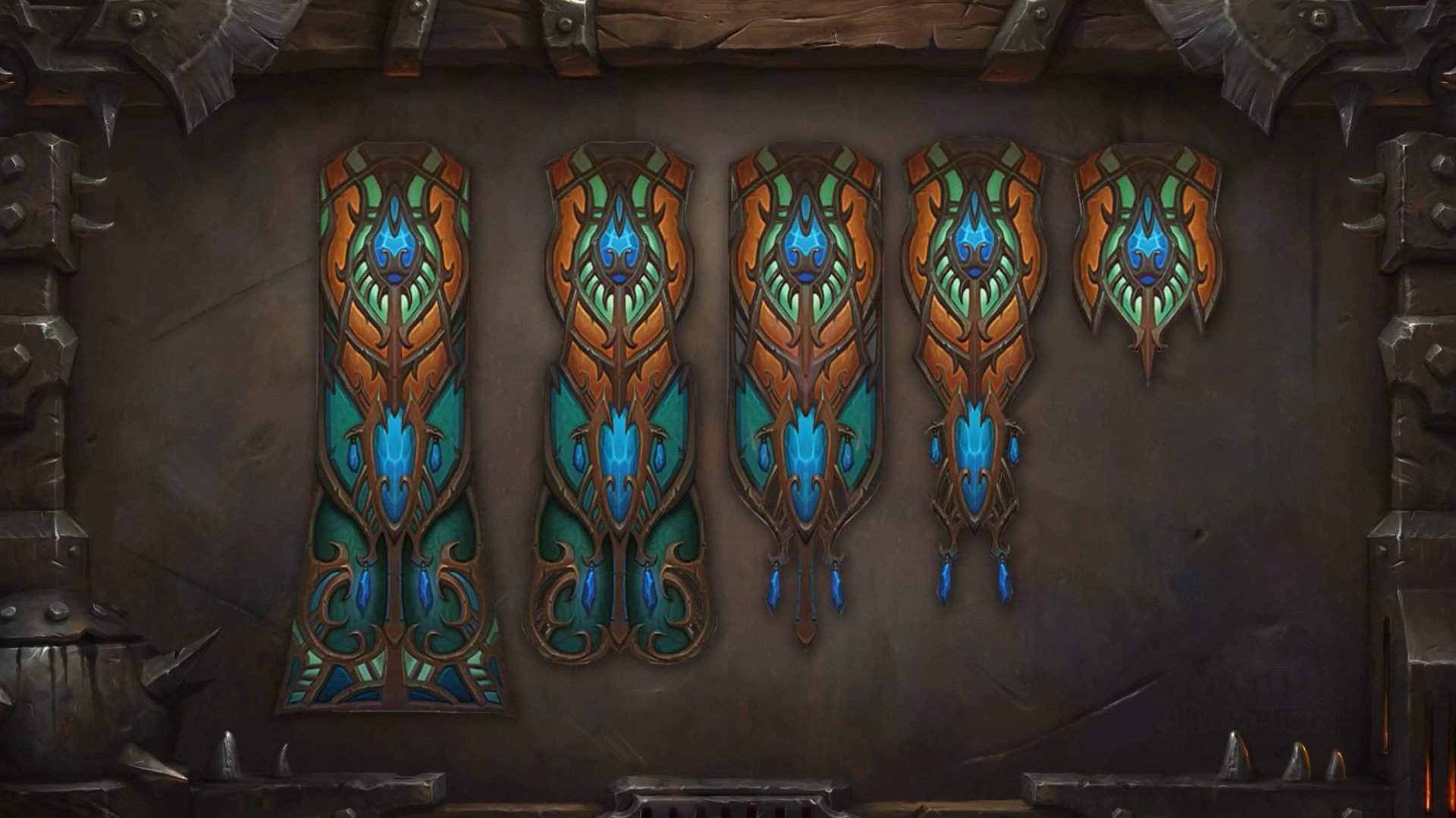 WoW Source: Warlords of Draenor, New Undead Female Character