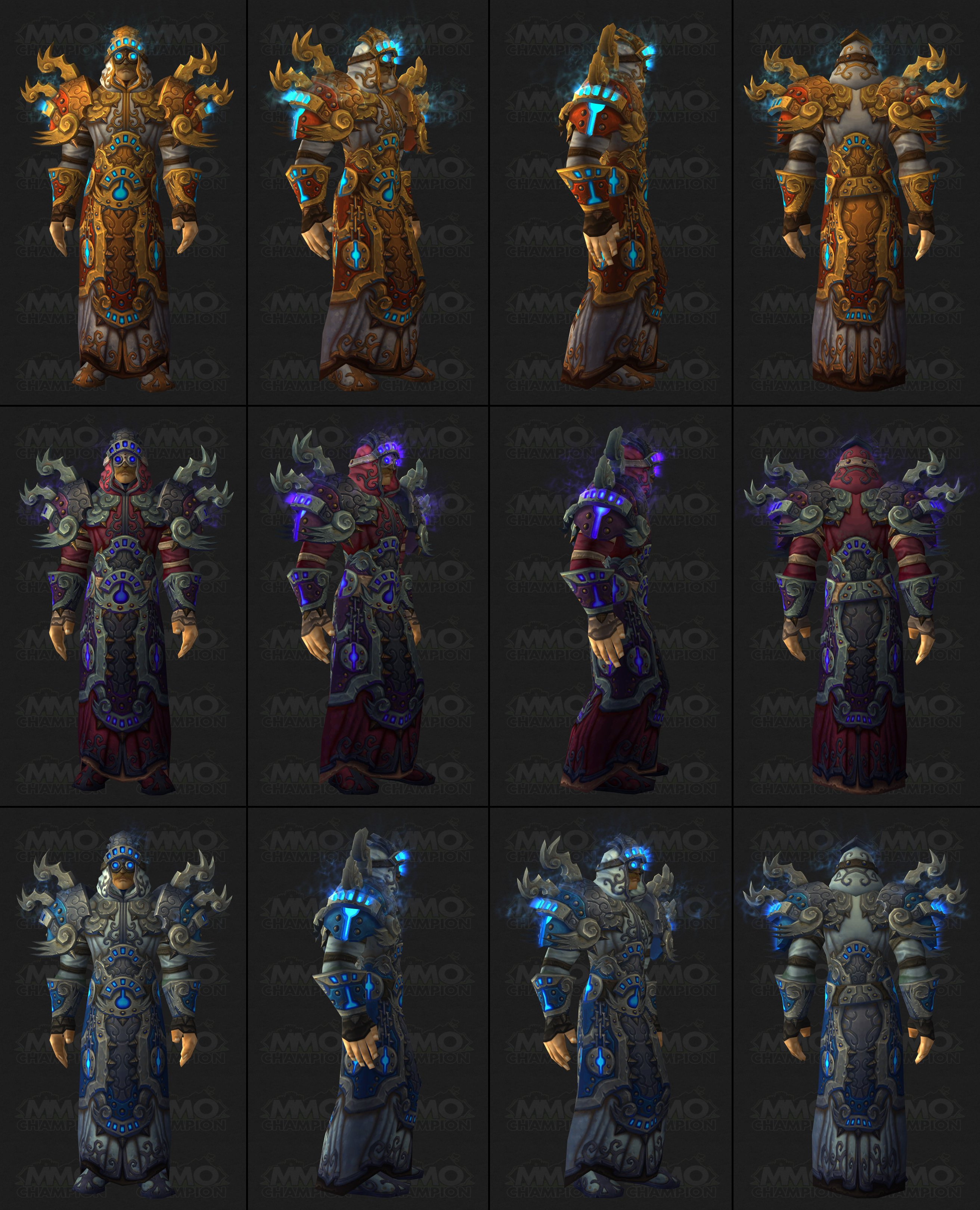 Patch 5 4 tier 16 armor sets mmo champion for Wow portent 5 4