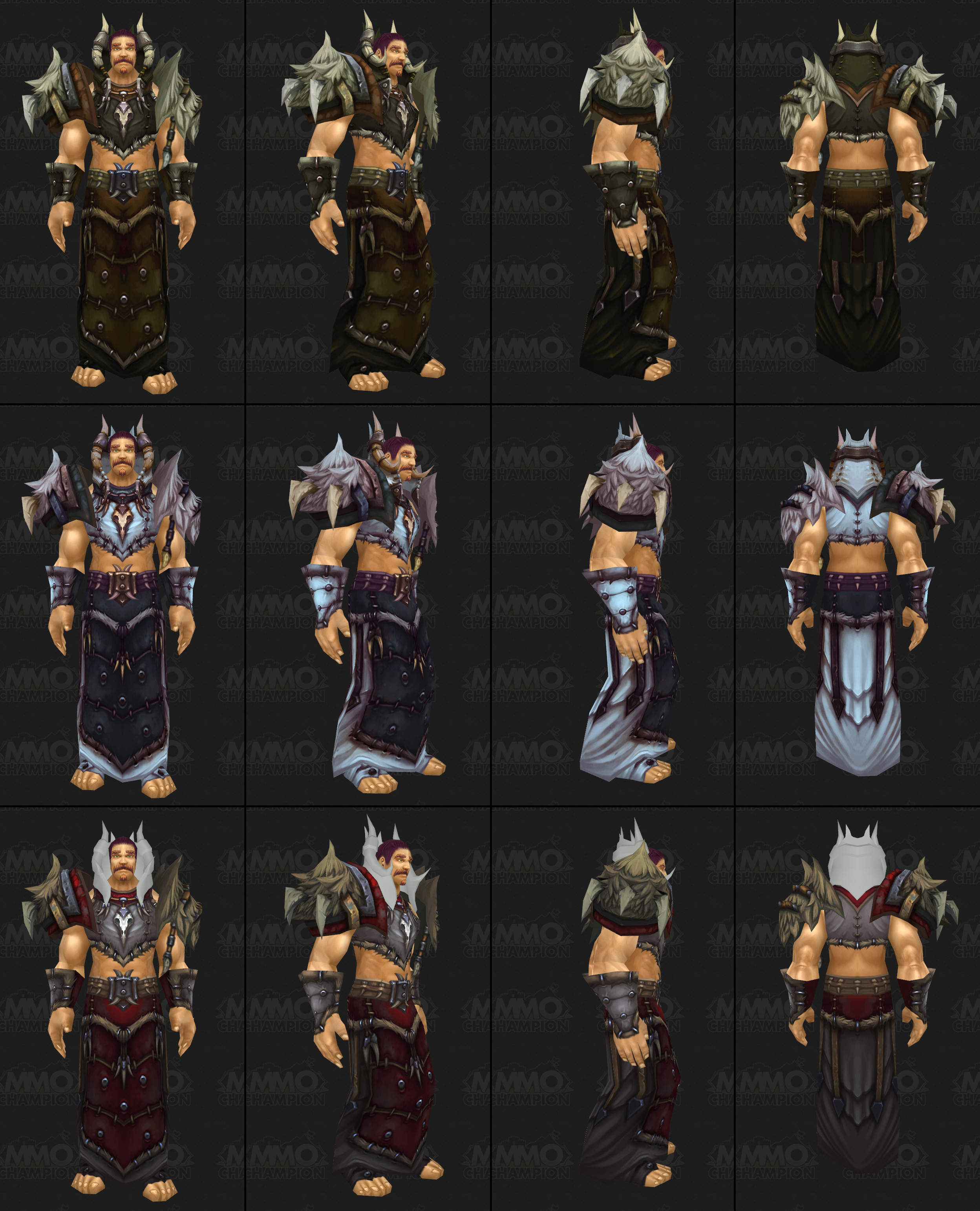 Cloth  sc 1 st  MMO-Ch&ion & WoD Quest Reward Armor Sets 50% Off WoW Sale Blue Posts Blue ...