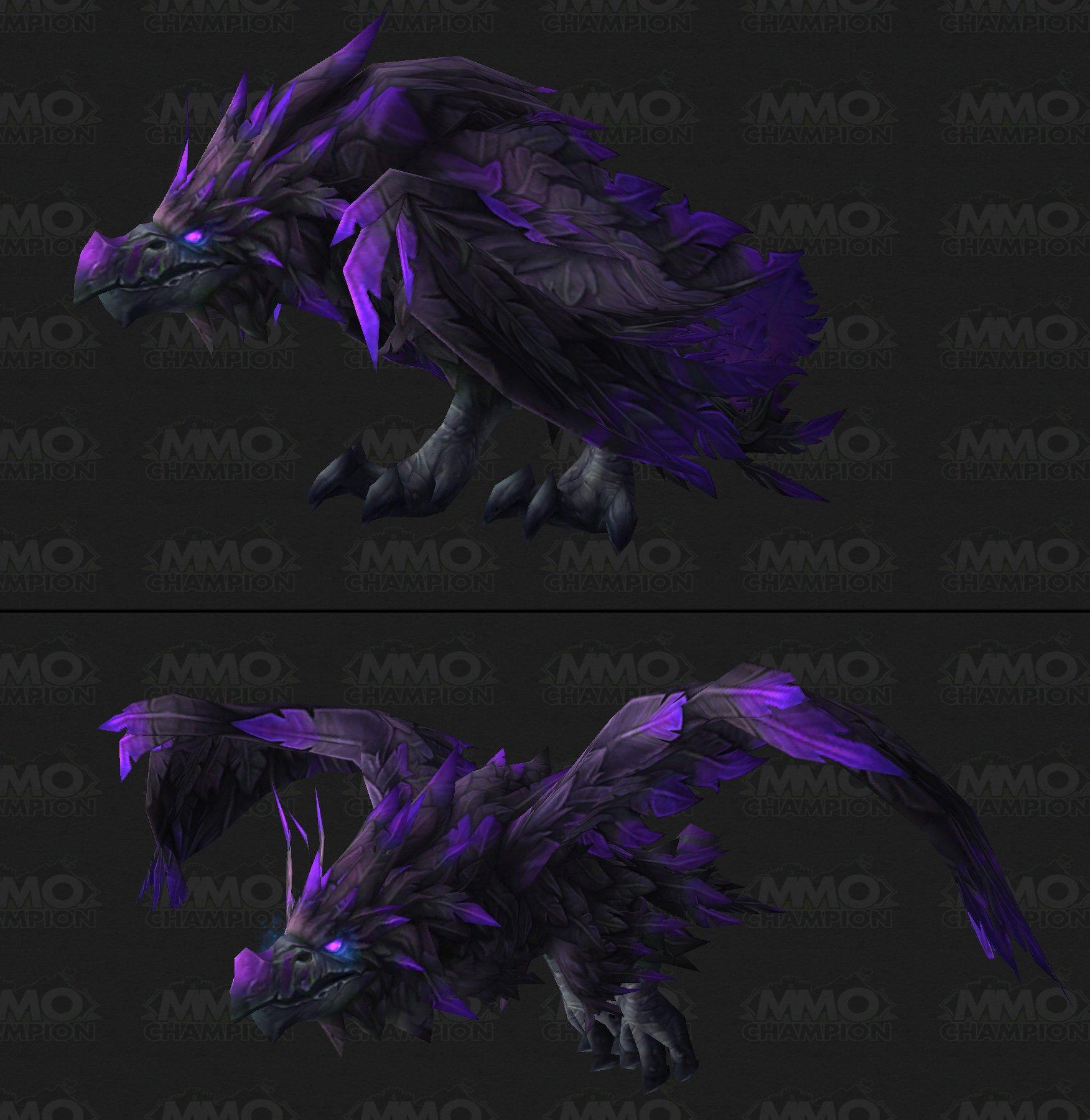 [SPOIL] Les nouveautés de WOD - Page 4 RavenLord_Purple