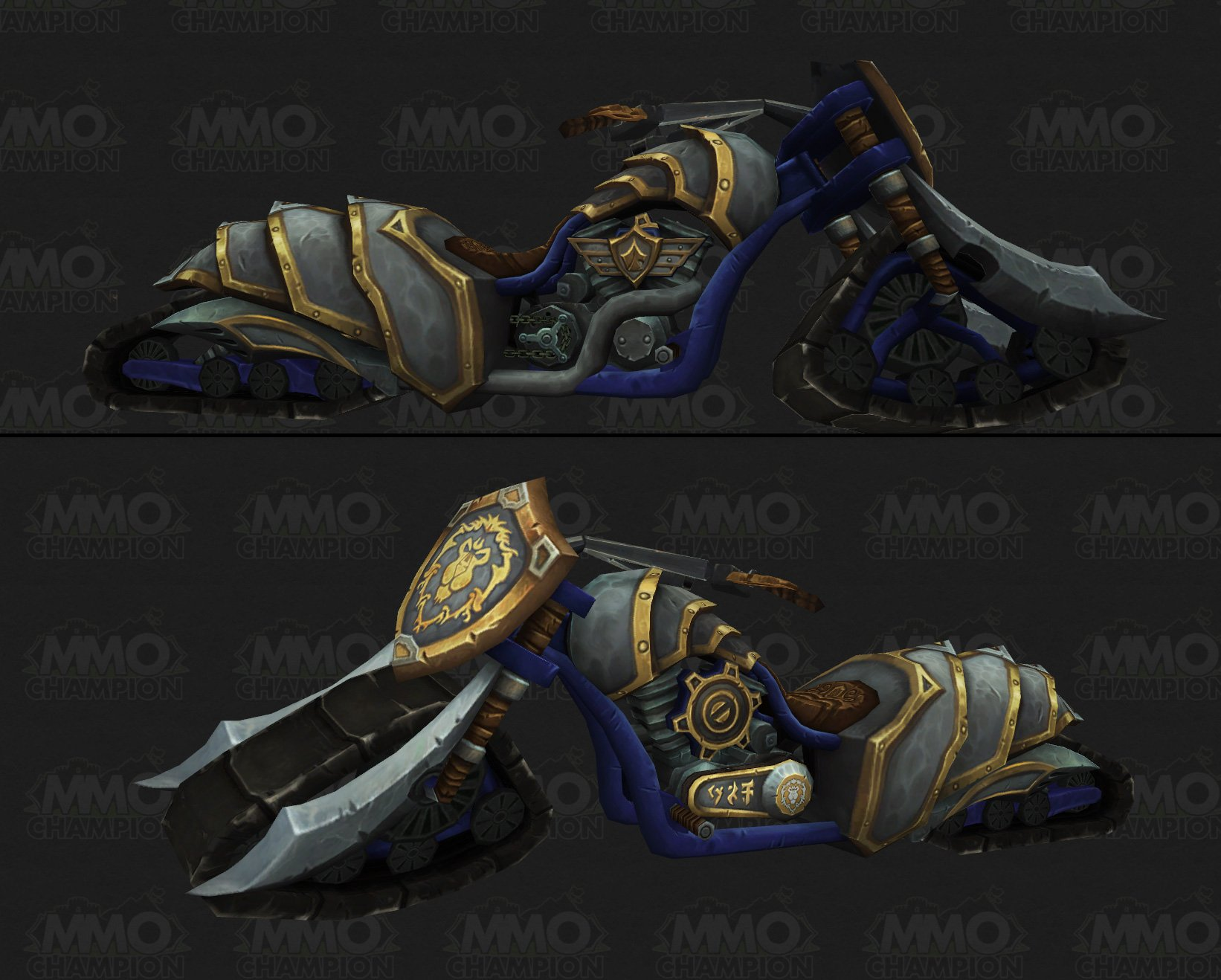 Warlords Of Draenor Mounts Mmo Champion