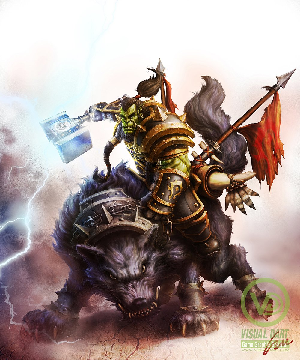 Heroes Of The Storm Build Chasseur