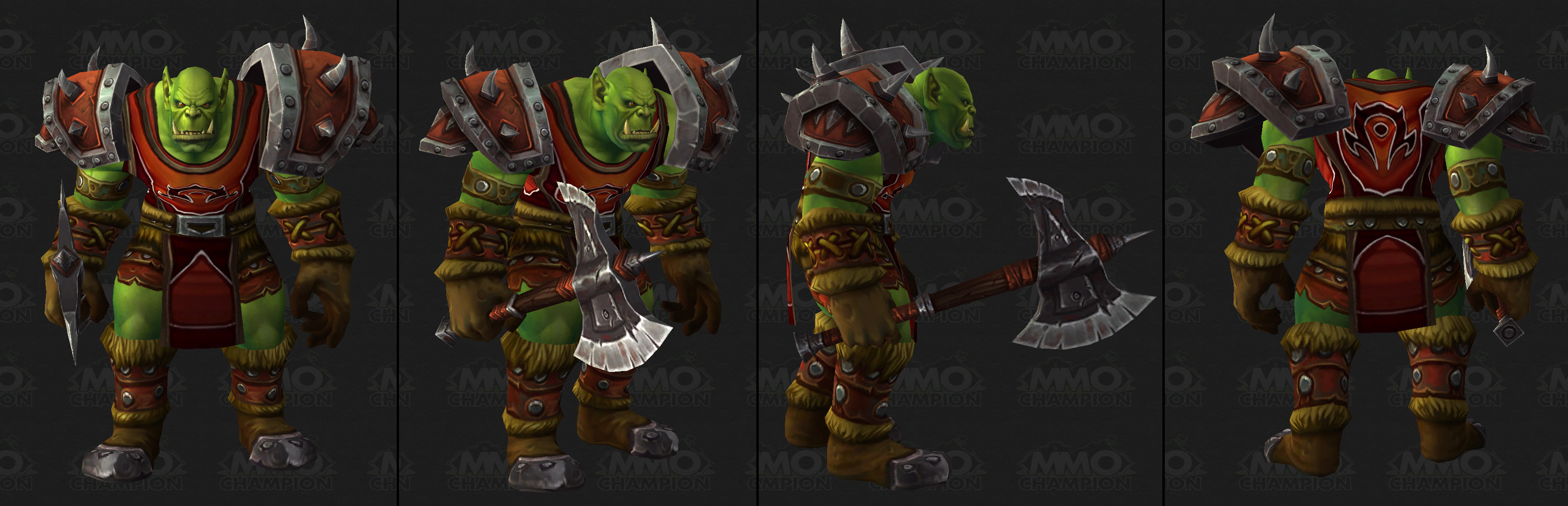 ... Orgrimmar Guard Leather ... & It is currently possible to transmog all artifacts across classes on ...
