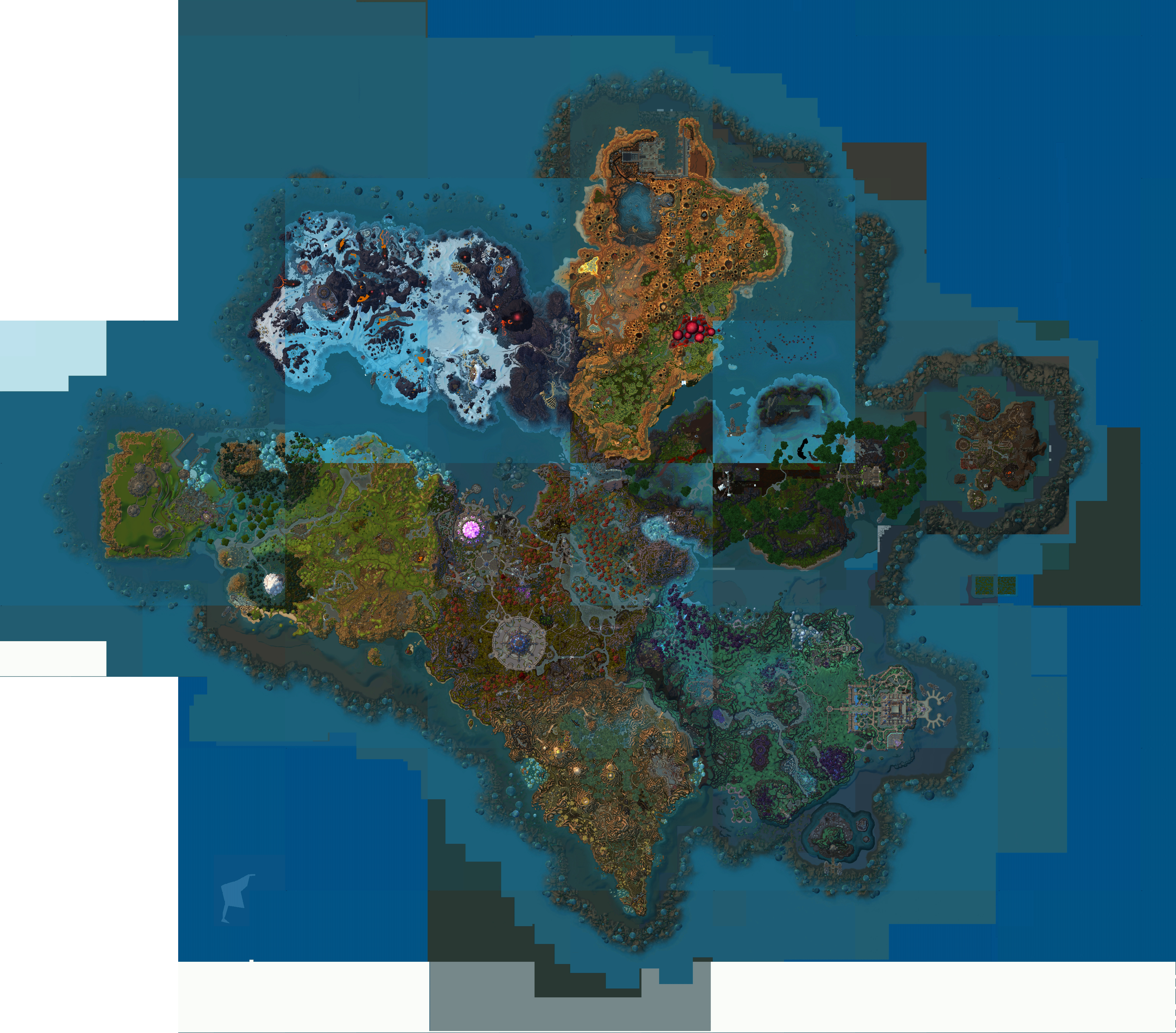 how to get to tanaan jungle from stormwind