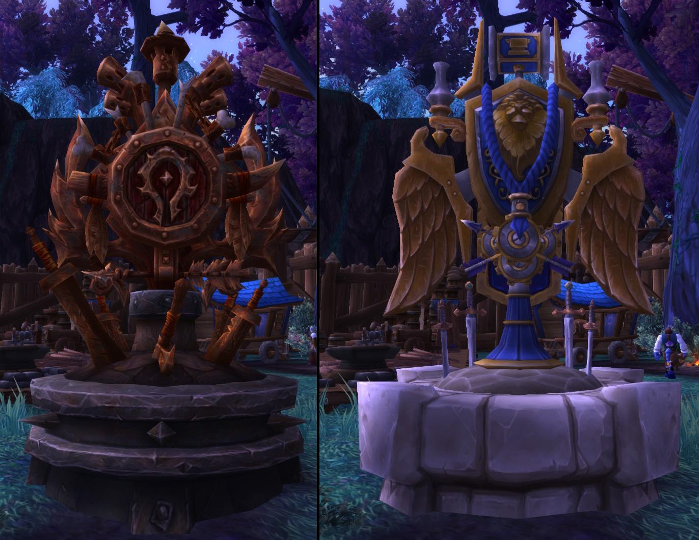 Horde Pandaren World Of Warcraft Forums