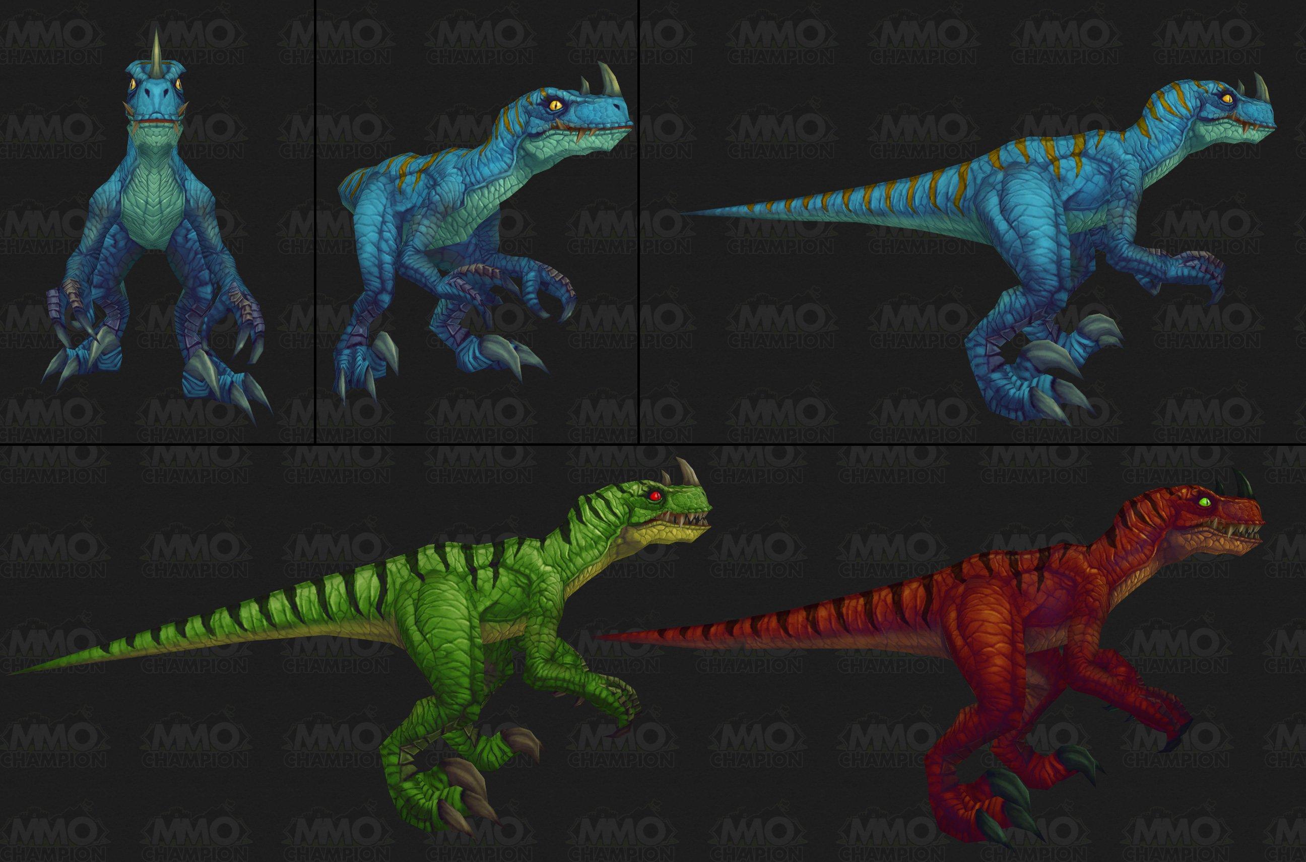 [SPOIL] Les nouveautés de WOD - Page 3 Raptor2
