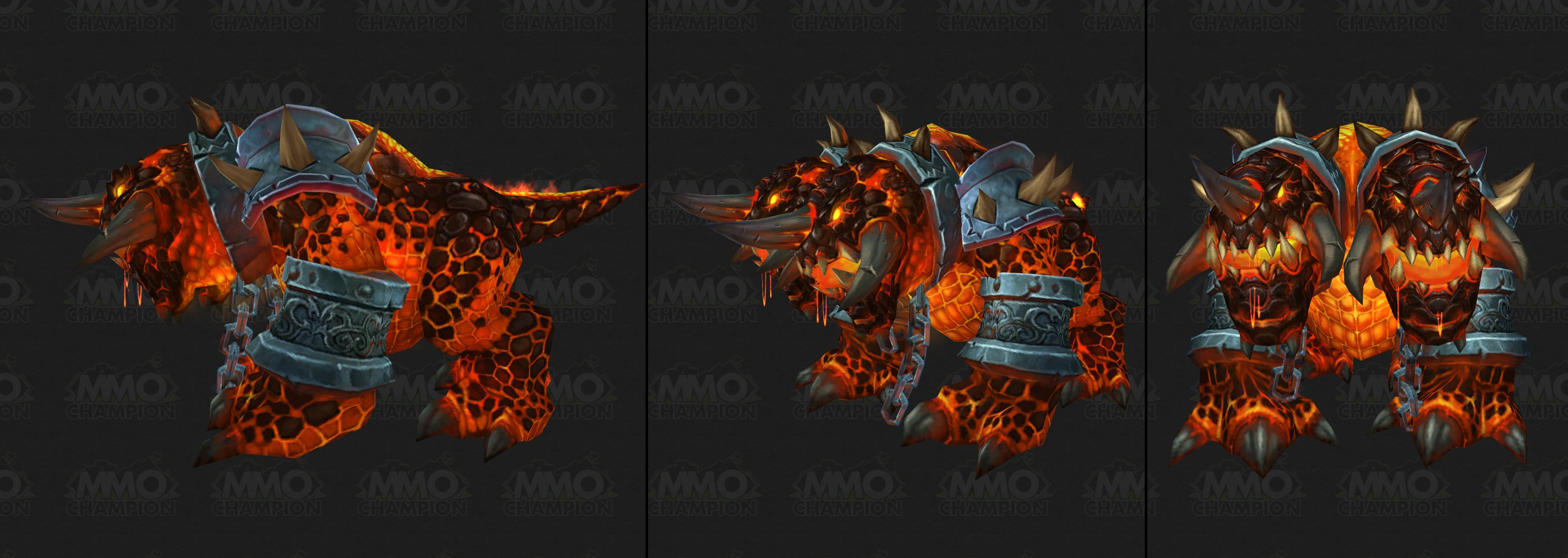Warlords of Draenor Hunter Pets, Corehounds