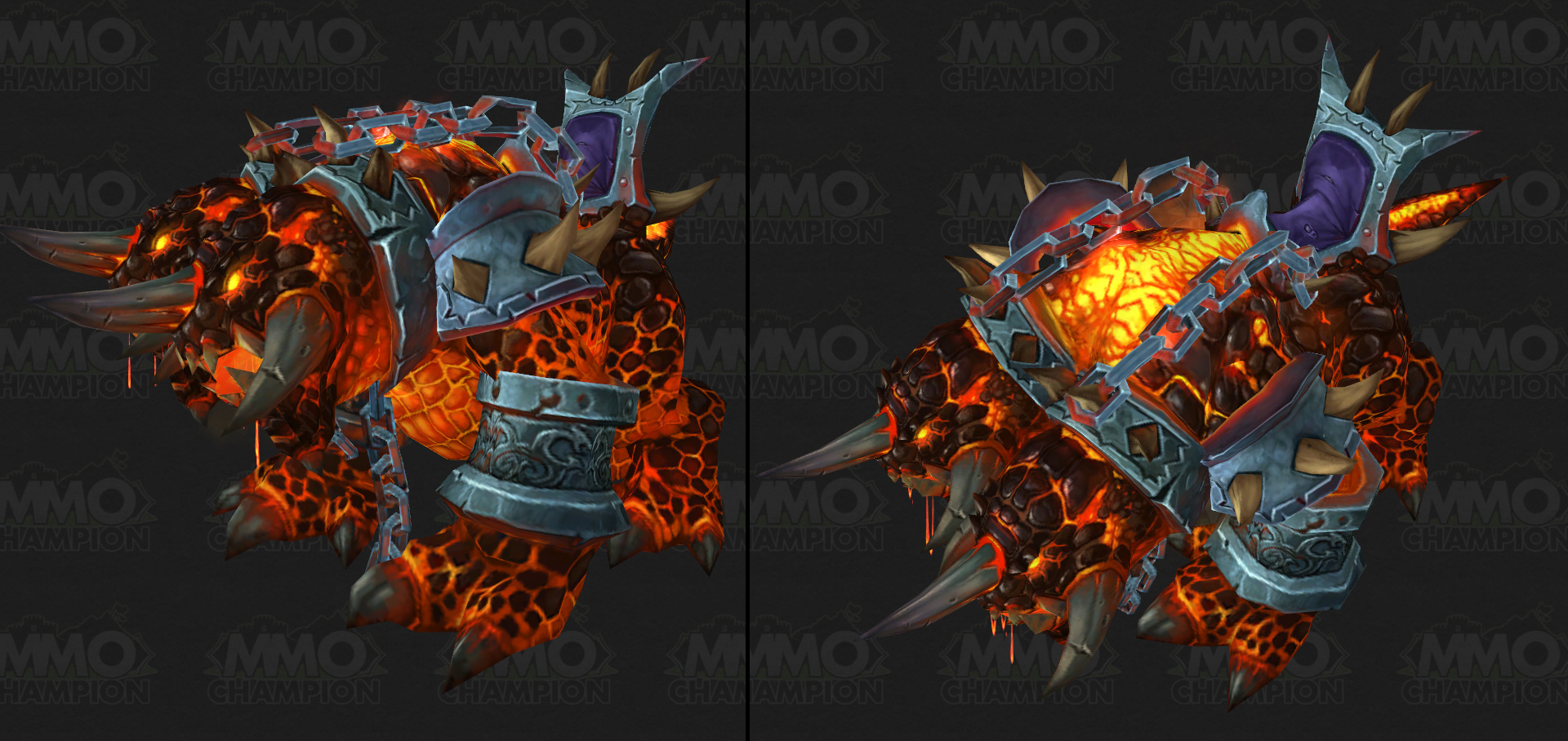 Warlords of Draenor Corehound Mount