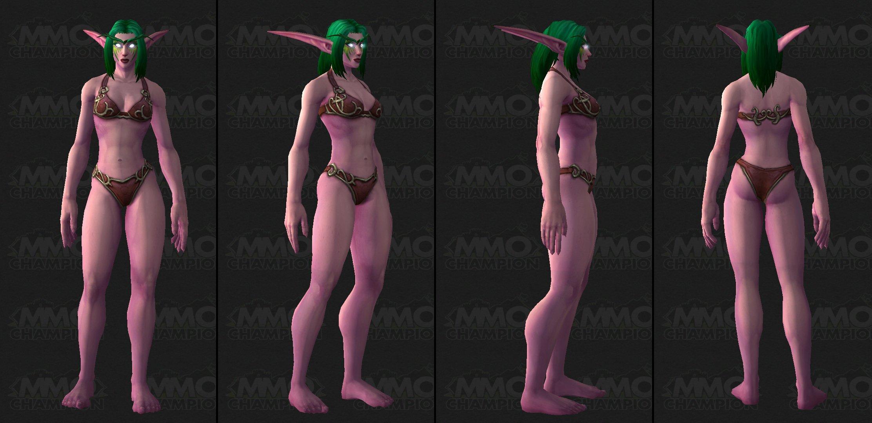 Night Elf Female Male 15