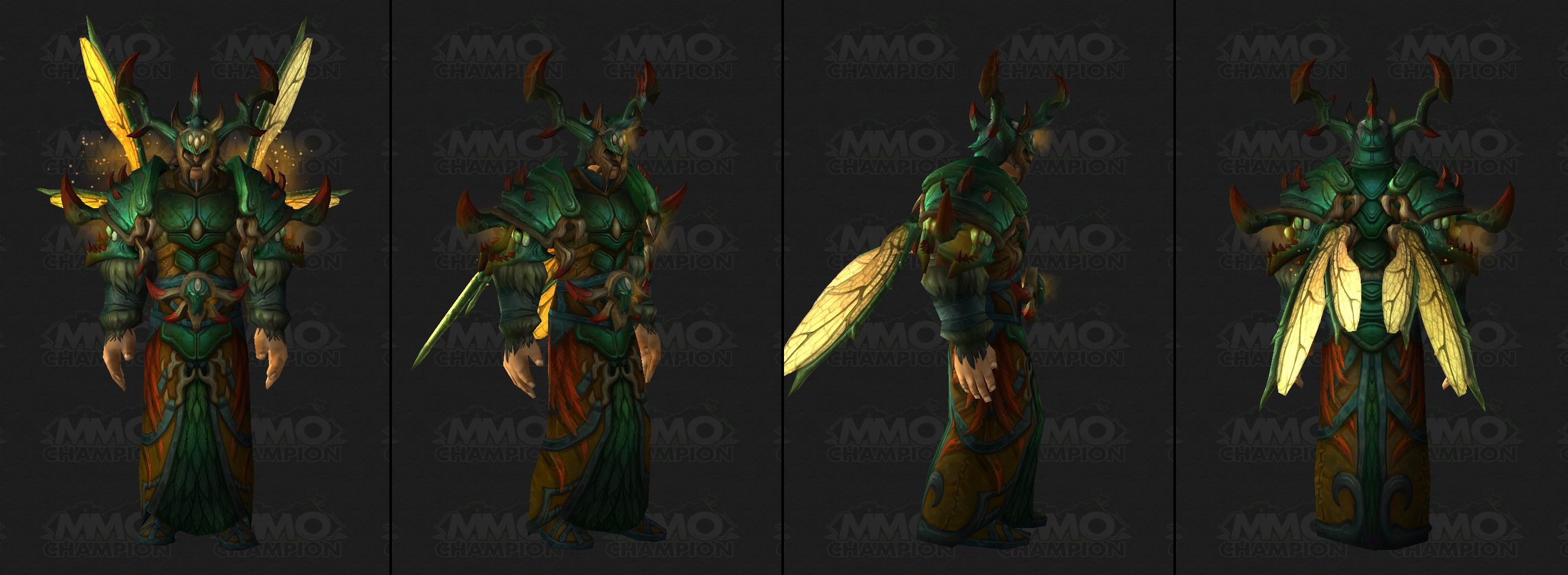 wow druid mythic tier 17 armor set immosite get your. Black Bedroom Furniture Sets. Home Design Ideas