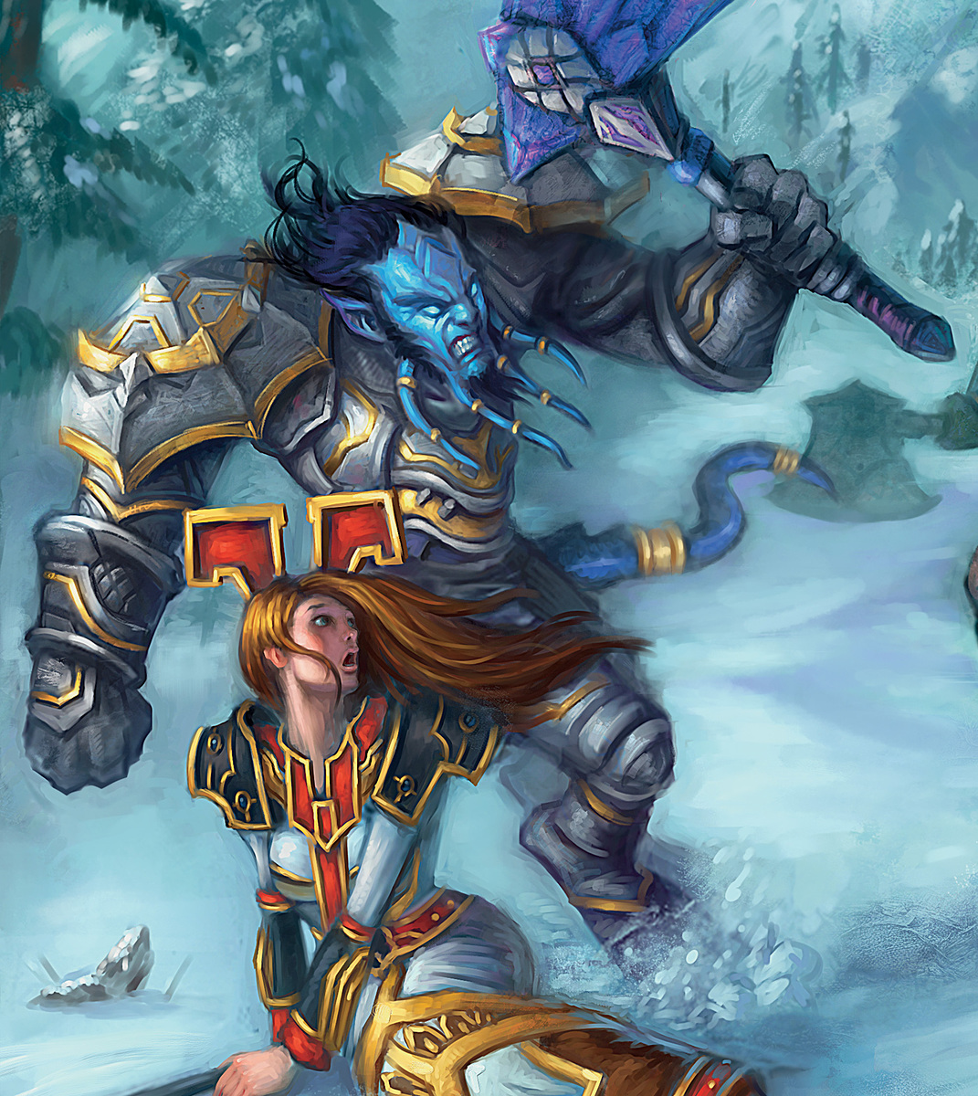 Art: Realm First Achievements, Battle.Net App Chat, Blue Tweets