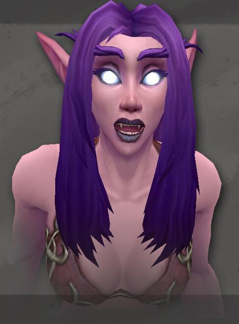 Artcraft Huntress Of Teldrassil New Night Elf Female Character Model