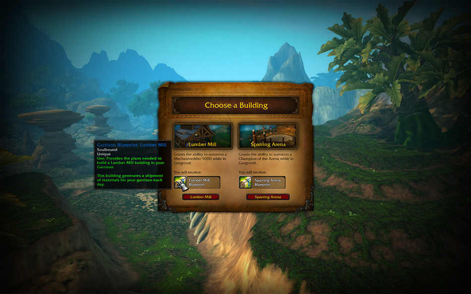 Garrison preview part 1 your base on draenor mmo champion garrison preview part 1 your base on draenor malvernweather Image collections