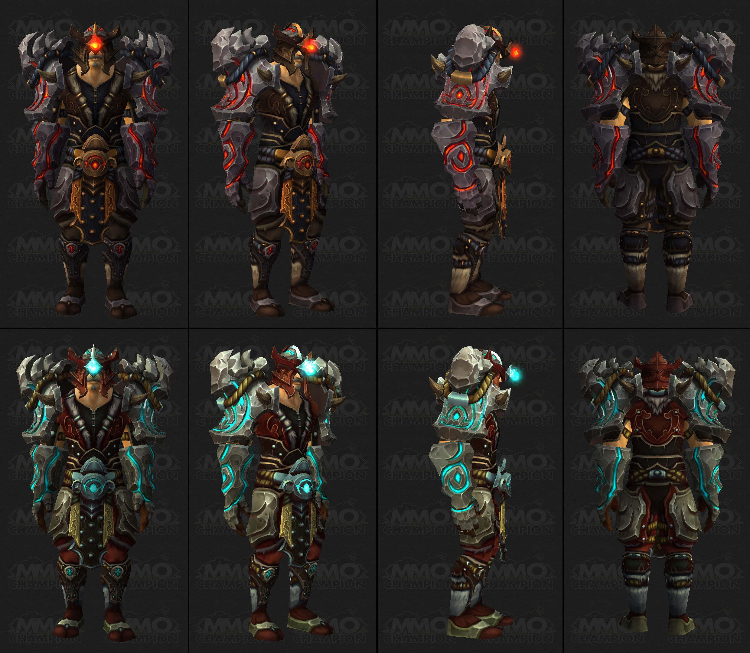 Warlords of draenor nude patch horde amp neutral - 3 part 4