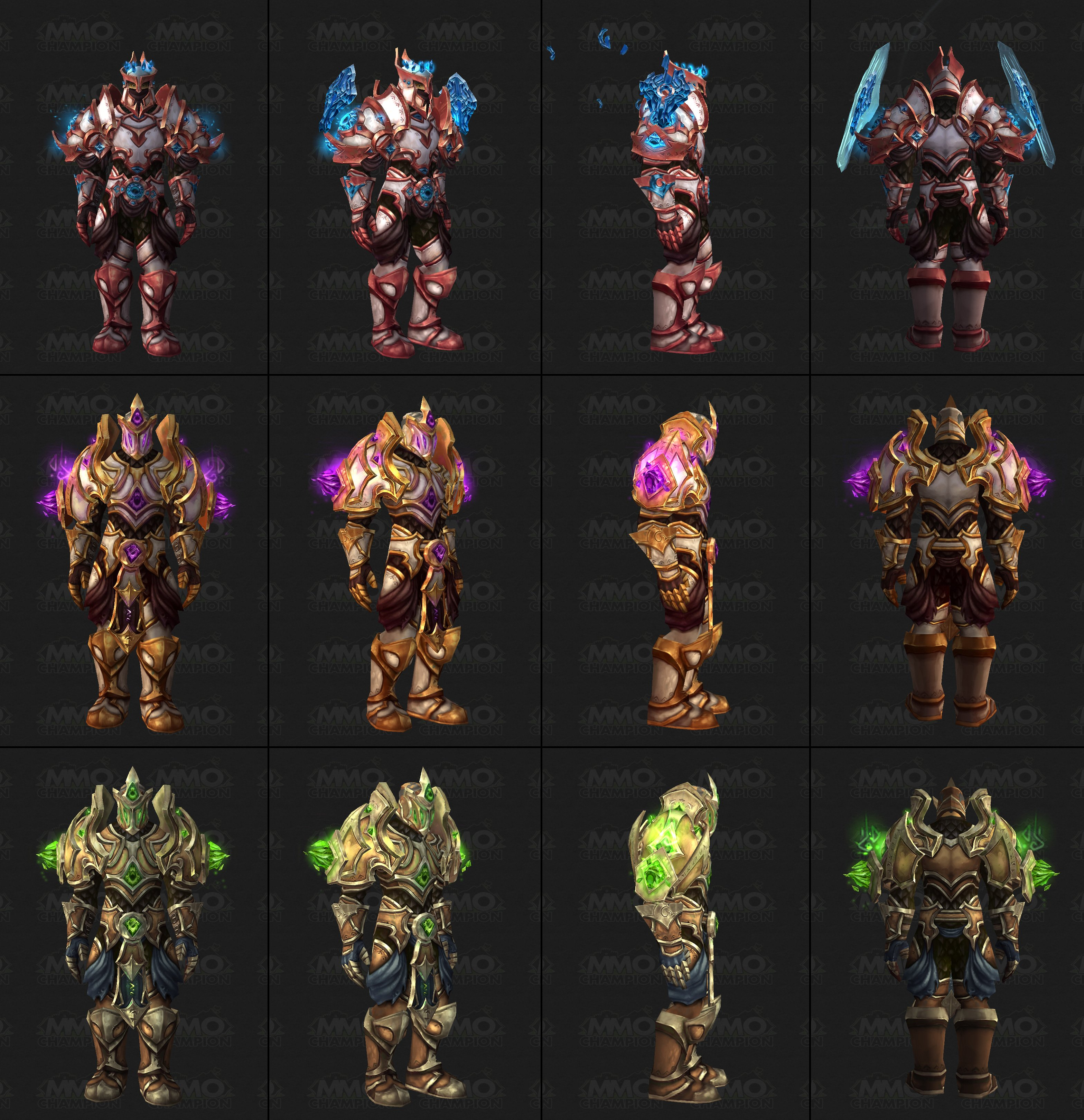 Warlords of Draenor - Tier 17 Armor Sets - MMO-Champion