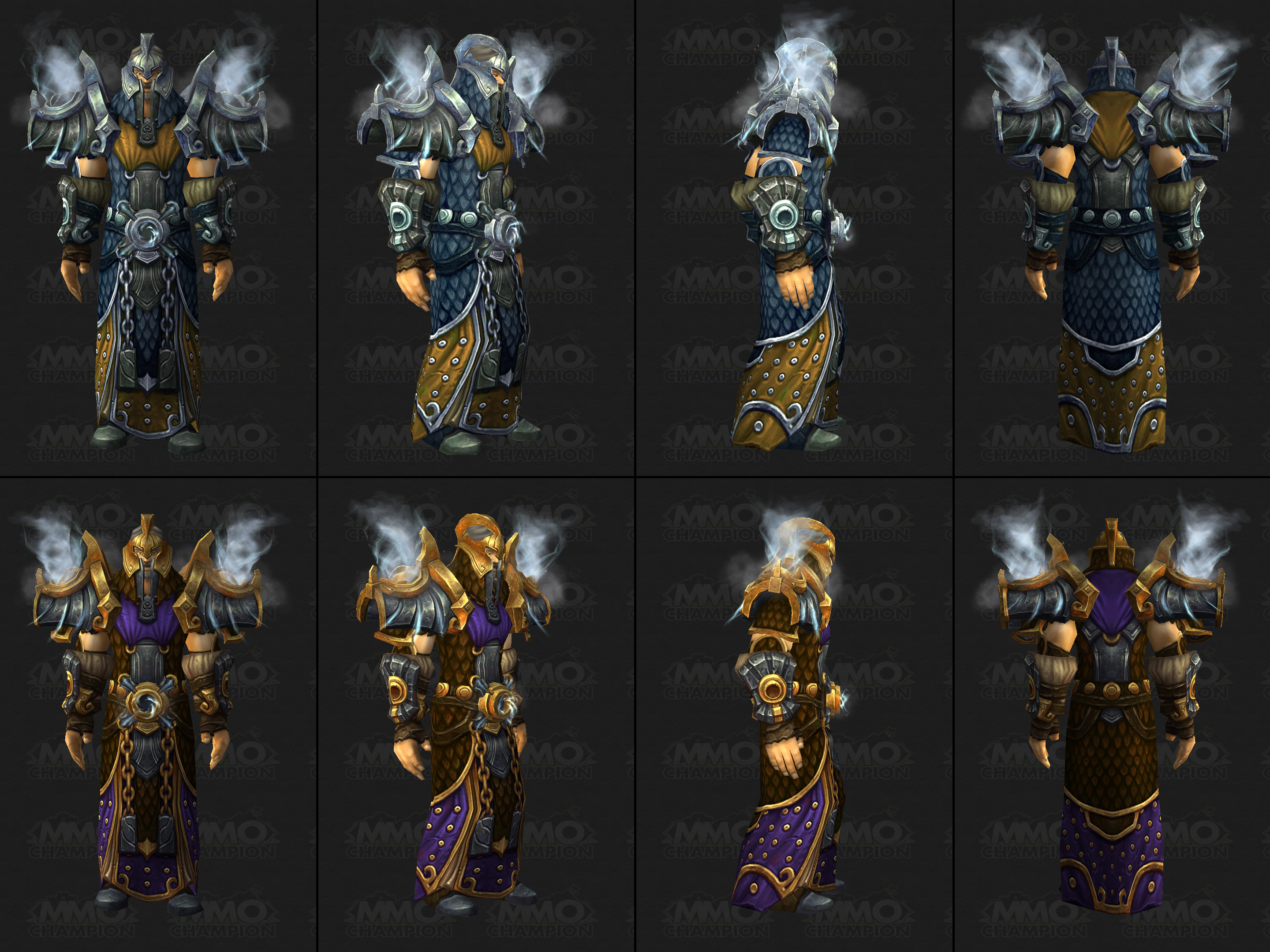 Challenge Mode Items and Tier 17 Armor Sets, Blue Tweets ...