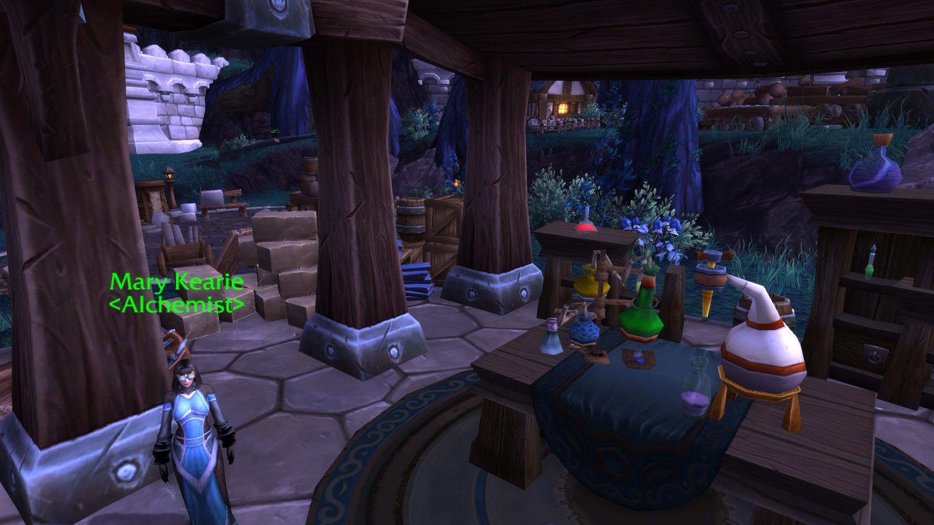 wow garrison alchemy lab level 2