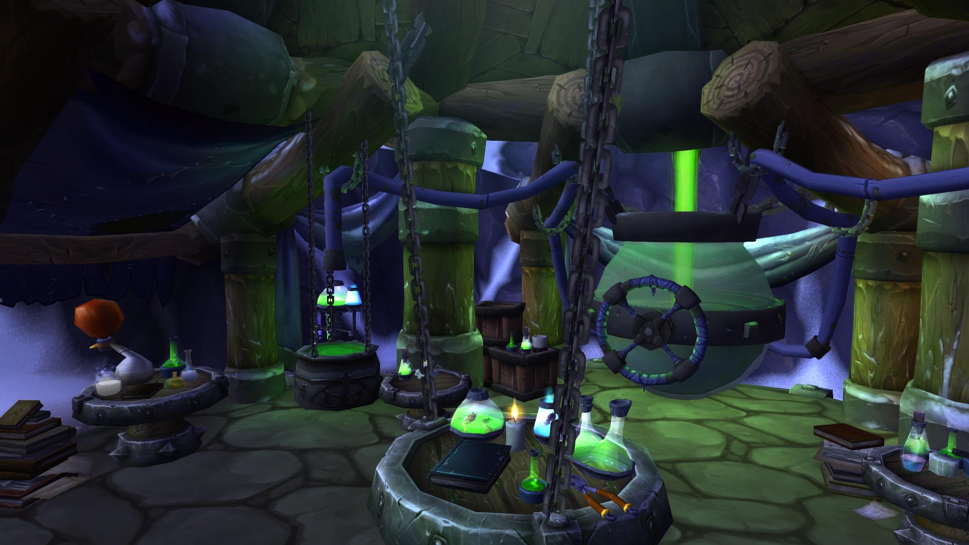 alchemy lab wow 5.4