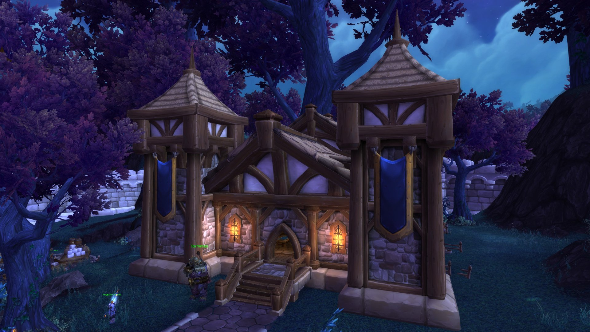Rhyme and punishment forums view topic barracks mage tower level 2 horde screenshots malvernweather Images