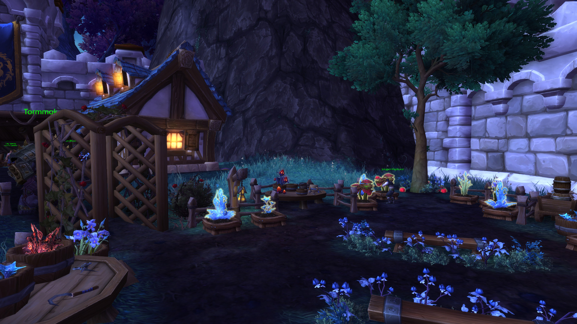 World of warcraft news and raiding strategies mmo champion the lunarfall excavation frostwall mines has its own plot that no other buildings can be placed upon everyone with a garrison has access to this building malvernweather Images