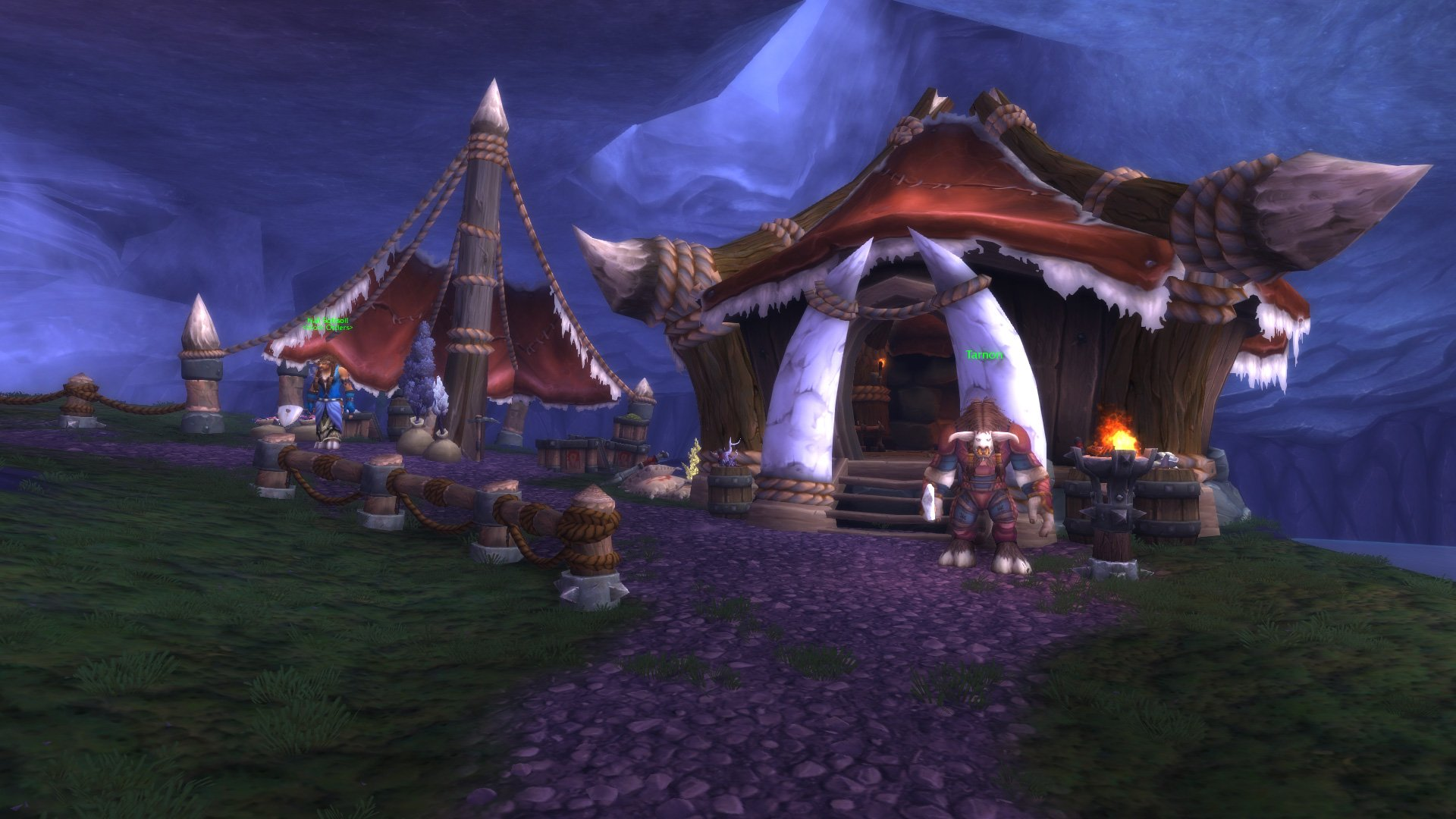 Warlords of draenor garrisons herb garden mmo champion level 3 screenshots malvernweather Images