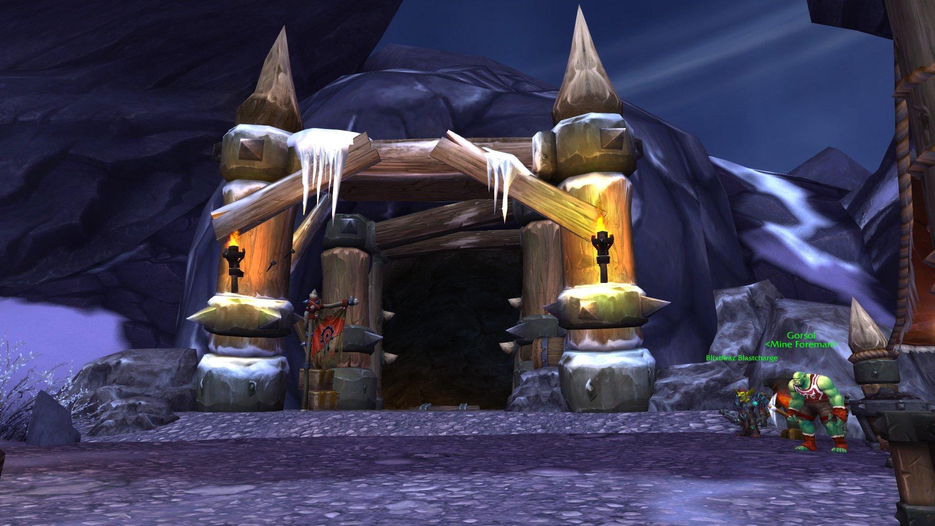 Warlords of draenor garrisons lunarfall excavation frostwall level 1 screenshots level 2 screenshots malvernweather Choice Image