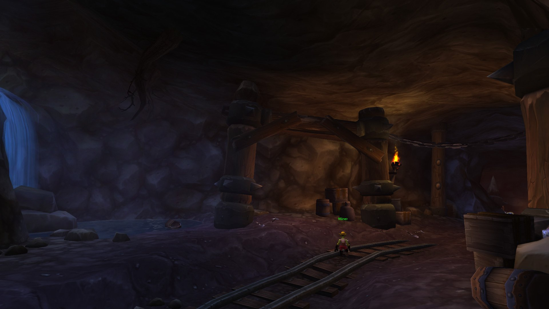 Warlords of draenor garrisons lunarfall excavation frostwall level 3 screenshots malvernweather Image collections