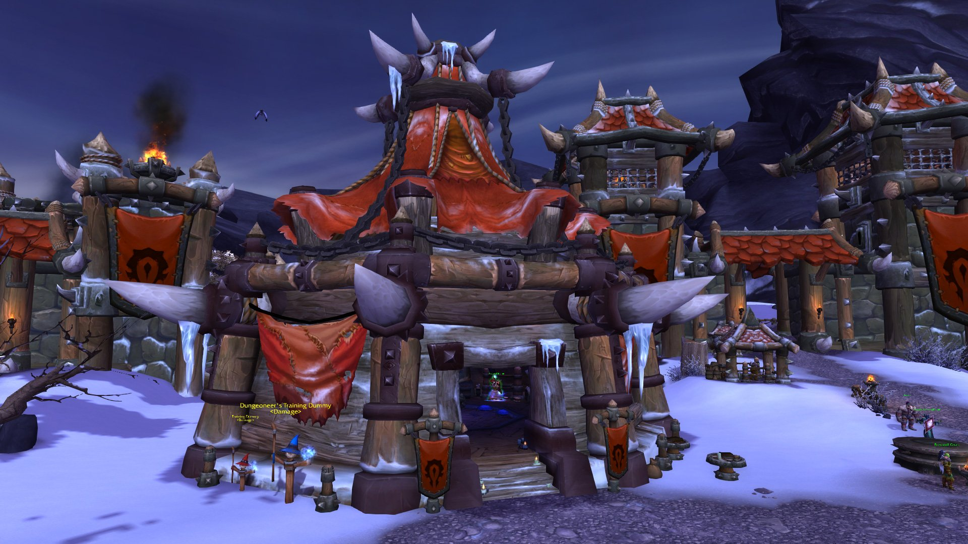 Warlords of draenor garrisons mage tower spirit lodge mmo warlords of draenor garrisons mage tower spirit lodge mmo champion malvernweather Image collections