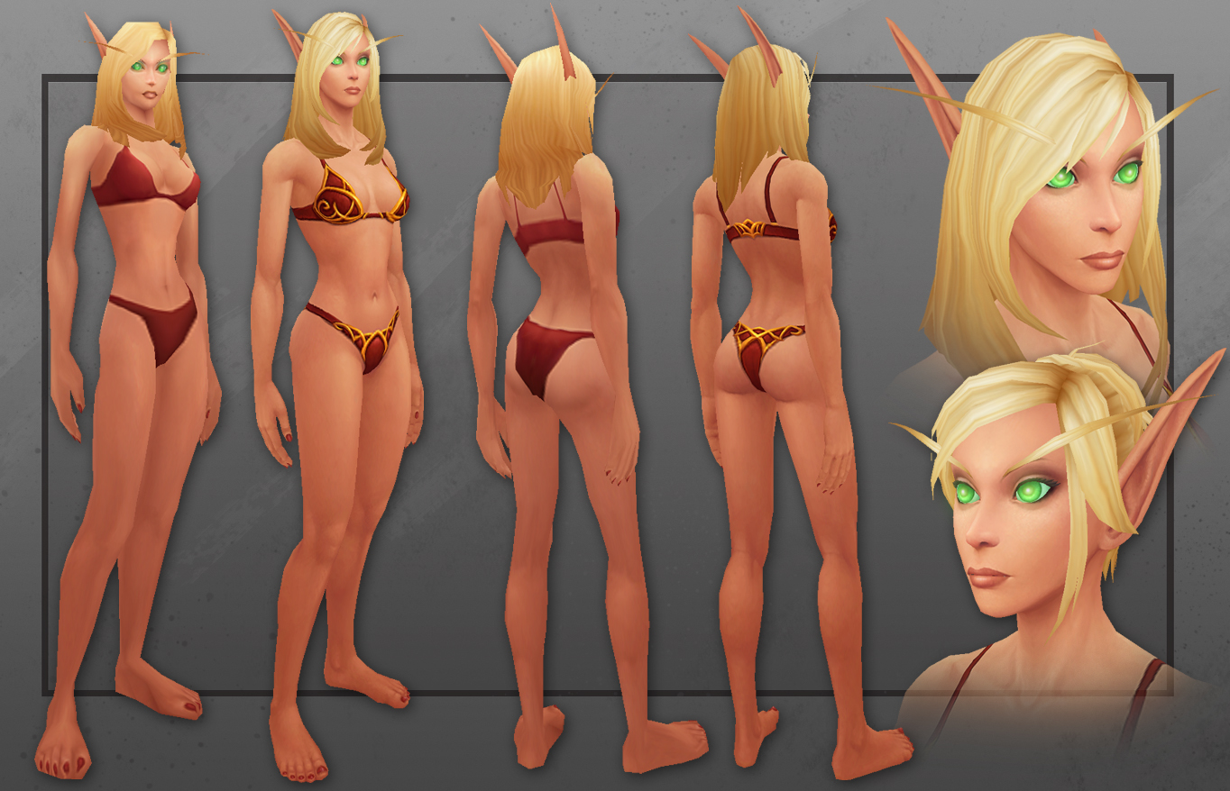 Blood elf female npc hentai pictures