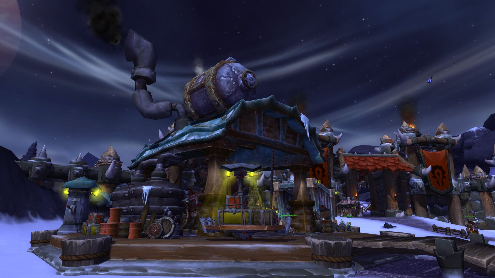 Warlords of draenor garrisons gnomish gearworks goblin workshop warlords of draenor garrisons gnomish gearworks goblin workshop mmo champion malvernweather Choice Image