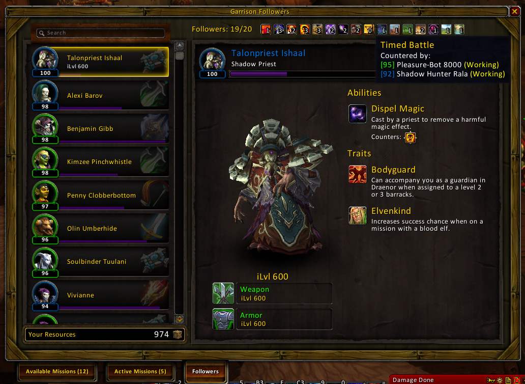 gear manager addon wow