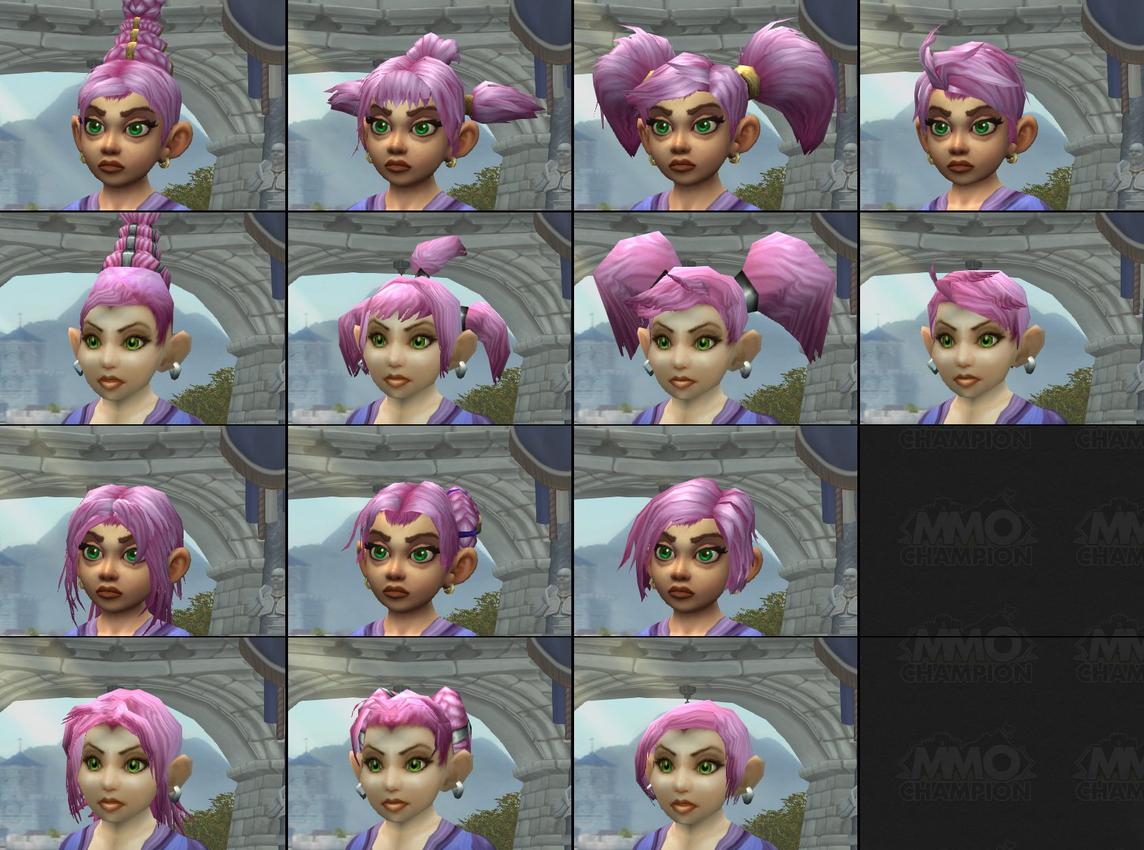 Female Gnome: New Character Model Previews, Blue Tweets, Dev Interview