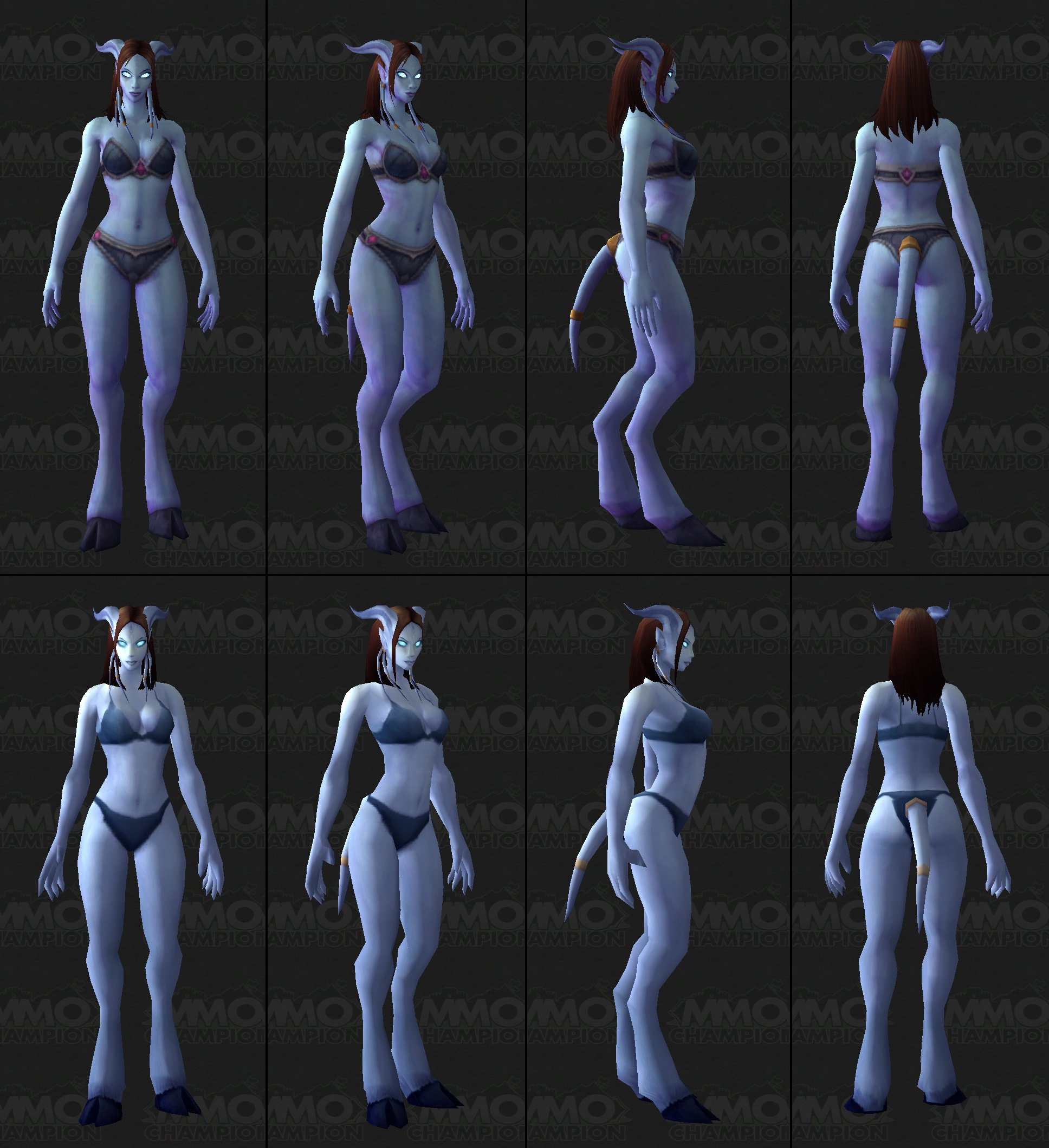 World of warcraft draenei nude patch fucked photos