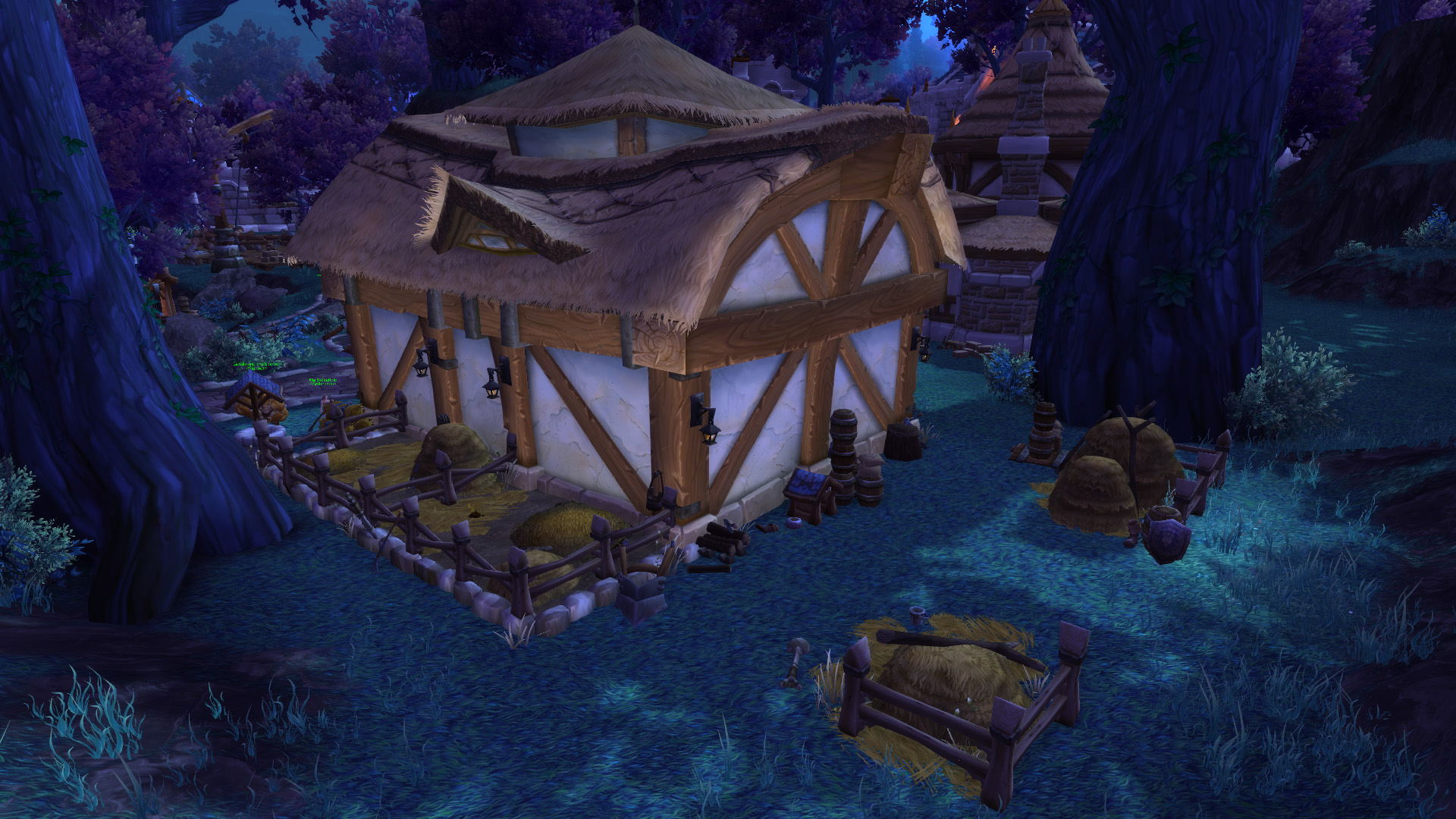 Warlords of draenor garrisons barn mmo champion warlords of draenor garrisons barn malvernweather Image collections