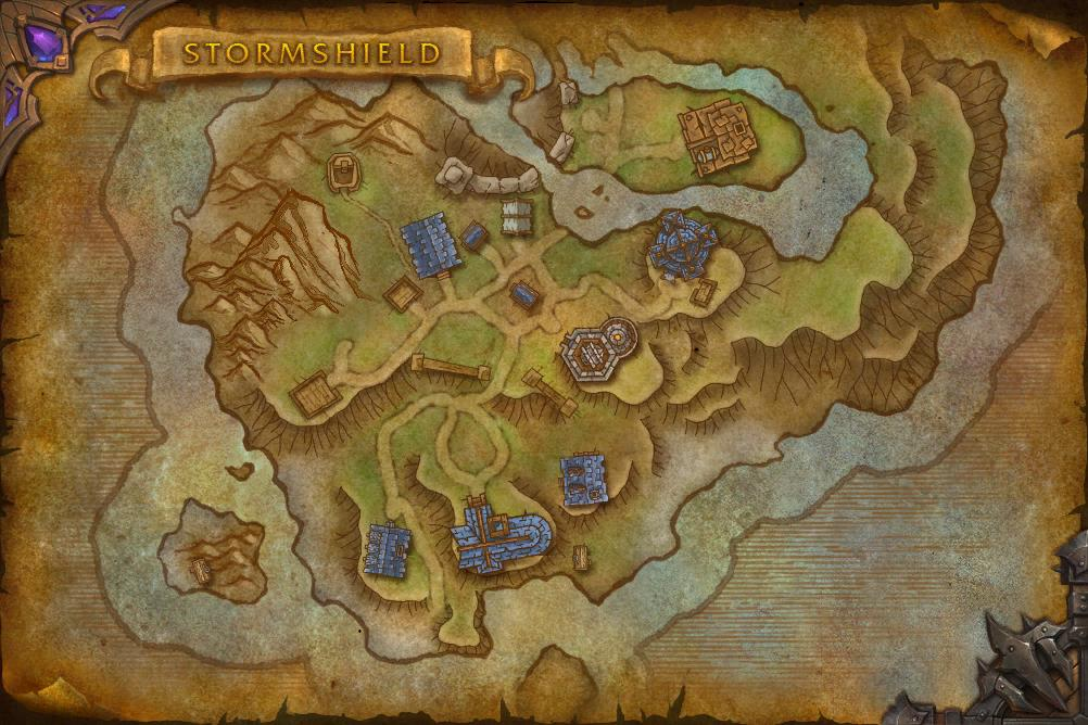 Warlords of Draenor Beta - Build 18888, Legendary Quest Removal