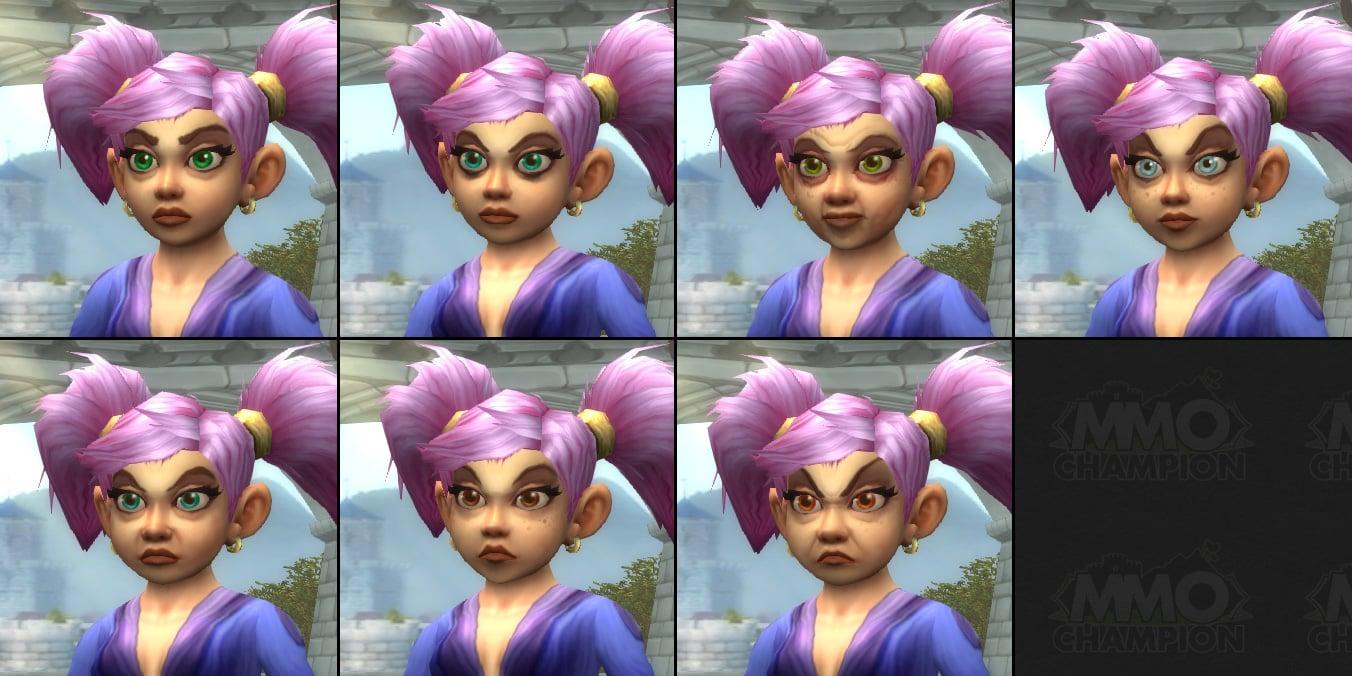 Female Gnome: Dark Portal, Female Gnome Faces, New Music, Tank Squish
