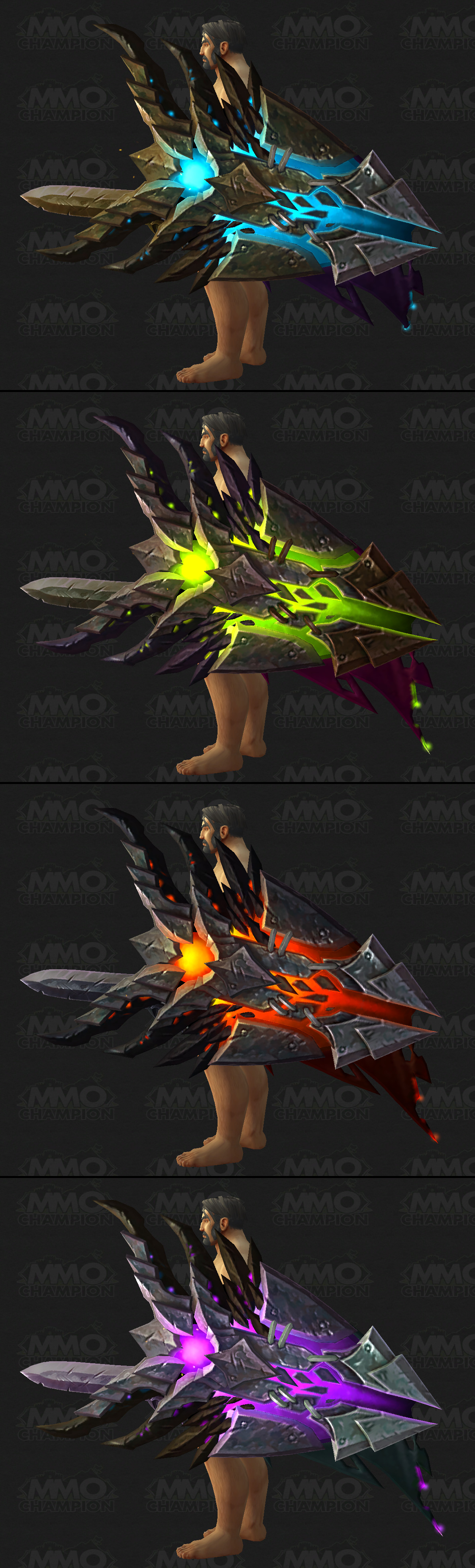 MMO-Champion]Protection Warrior Artifact, Tweets, Protection