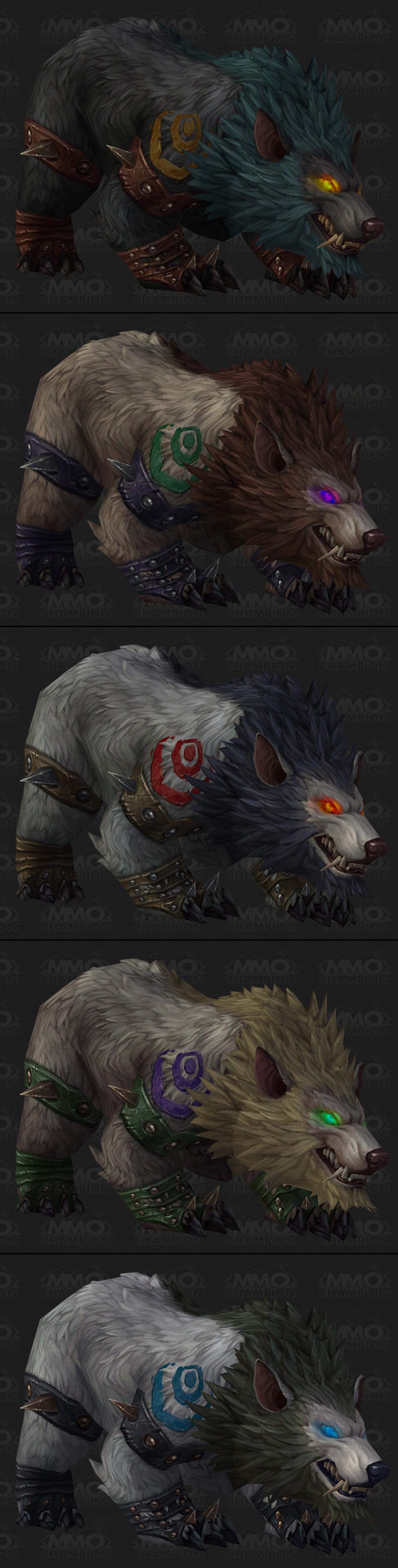 The Inconspicuous Bear Forums • View topic - Legion Bear Forms