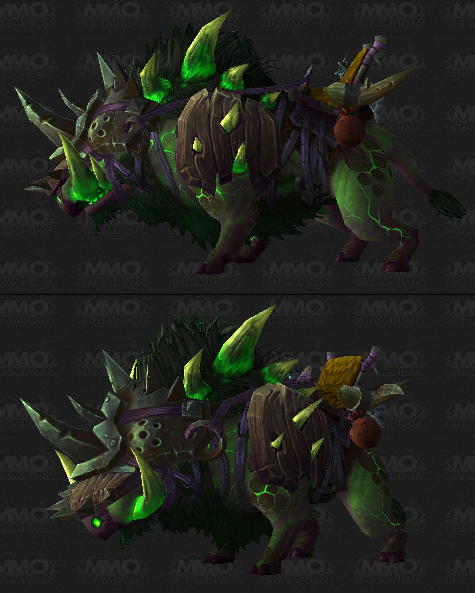 6.2 Hunter changes PTR World of Warcraft