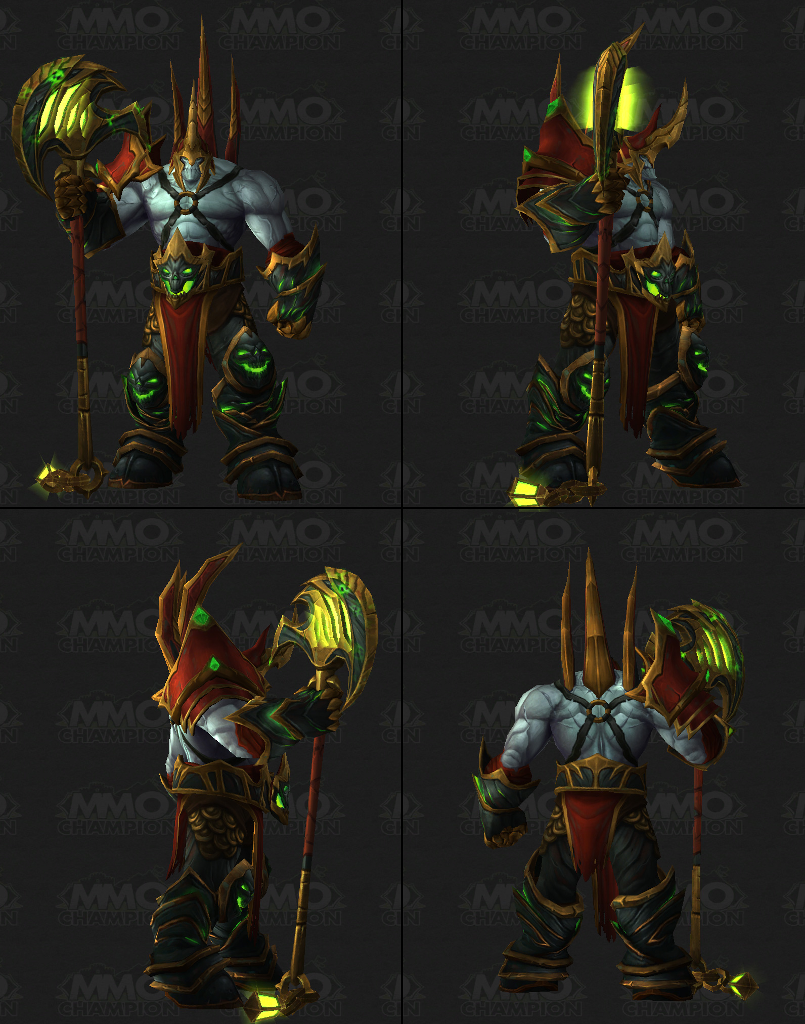 wow legion how to get iteams fast
