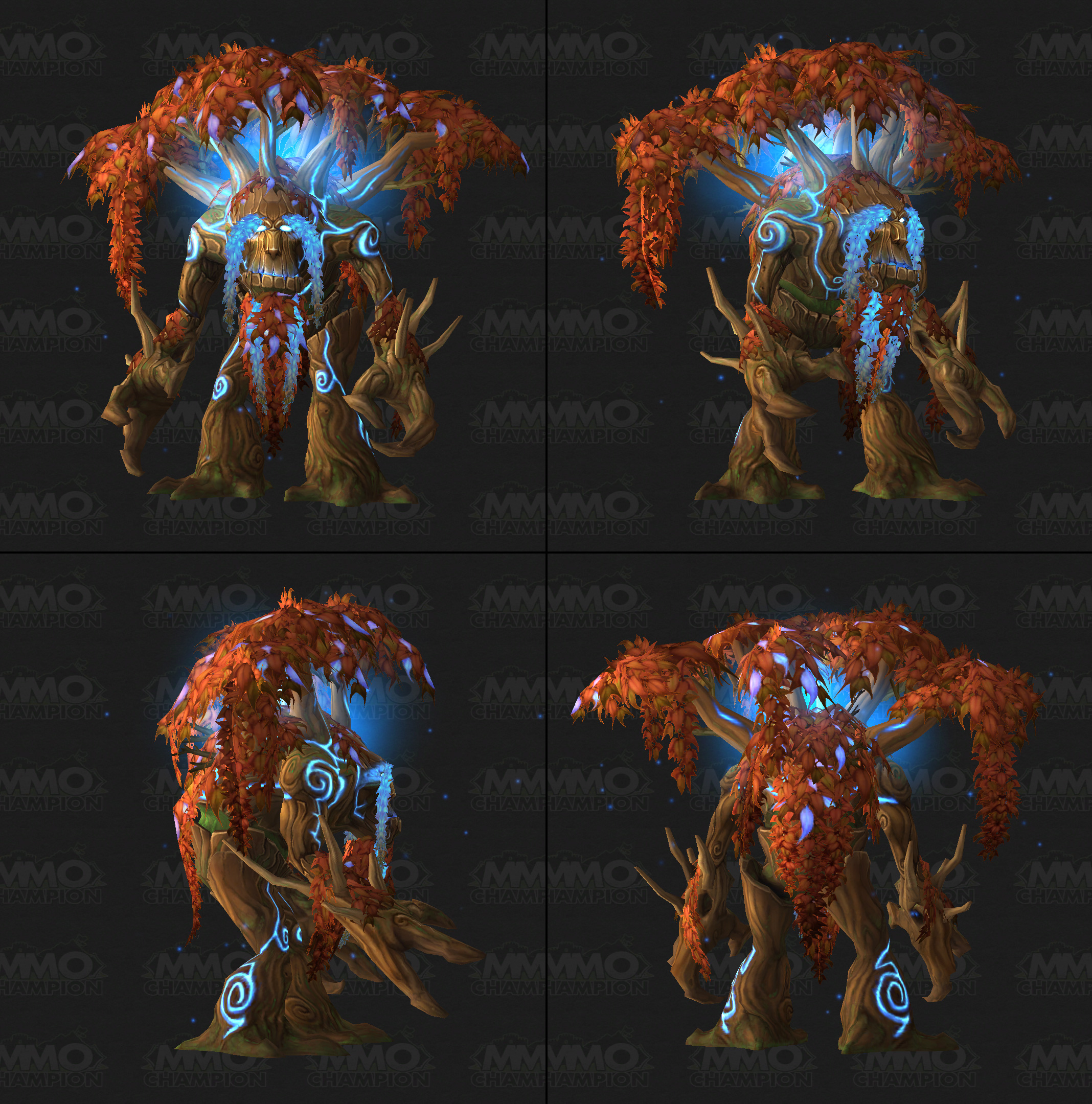Possible permanent Treant Form in Legion? - World of Warcraft Forums