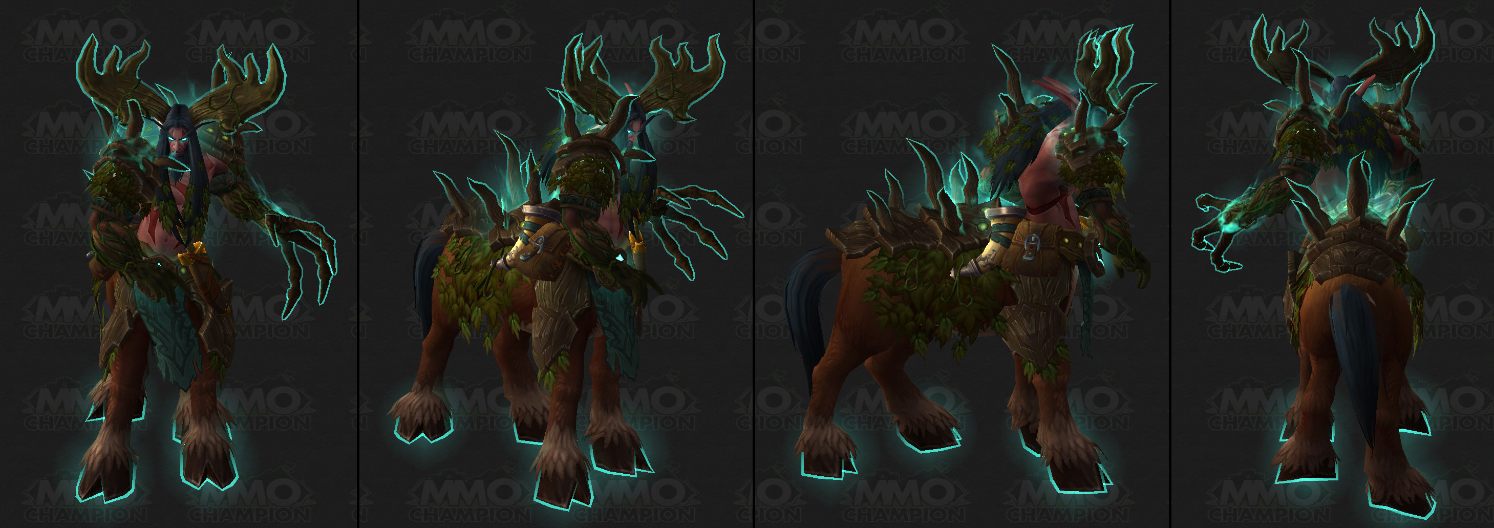 Sea Lion, Moonkin, Keeper of the Grove, Ancients and other druidic ...