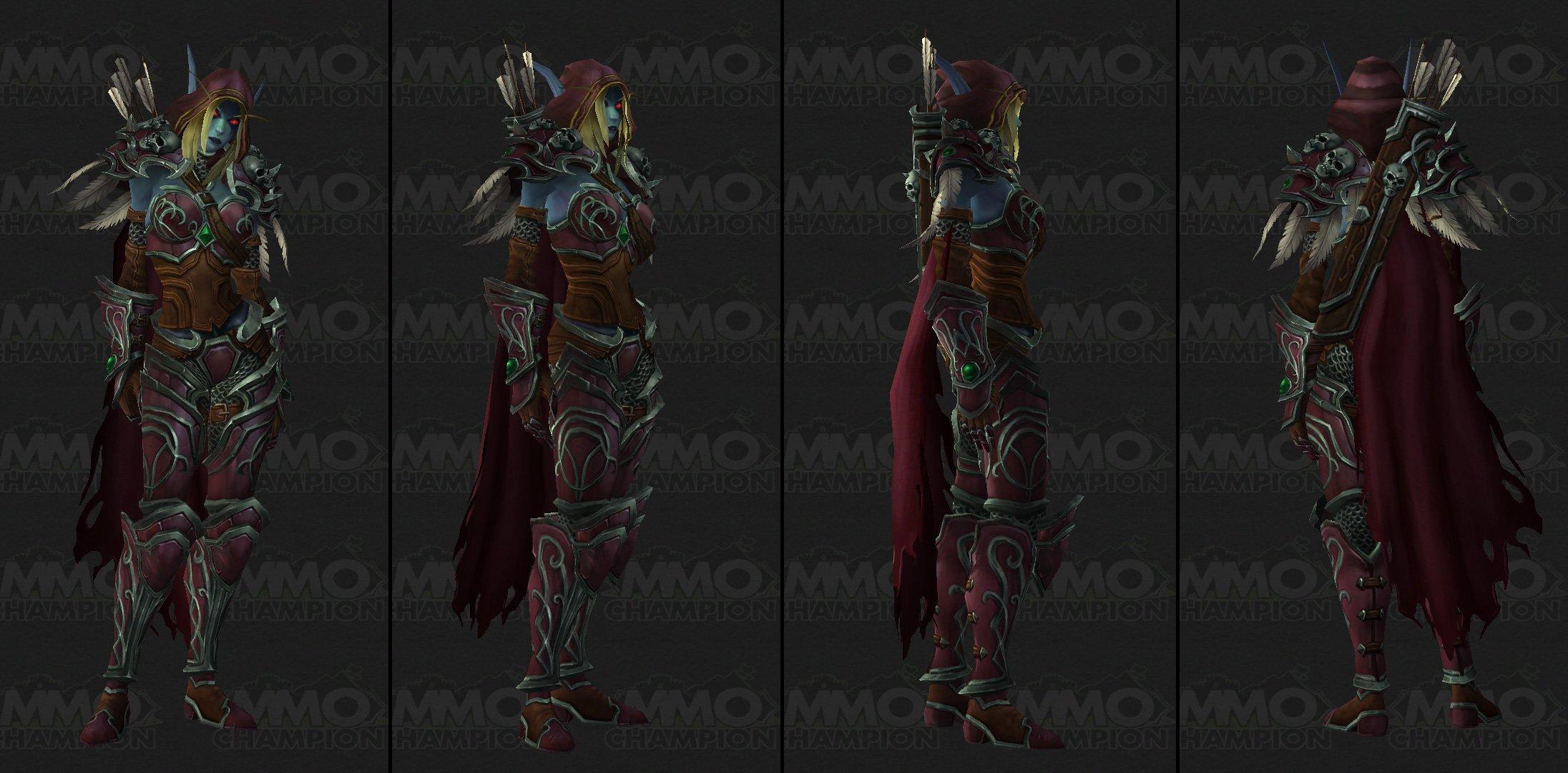 Warcraft 3 sylvanas skin hentai image