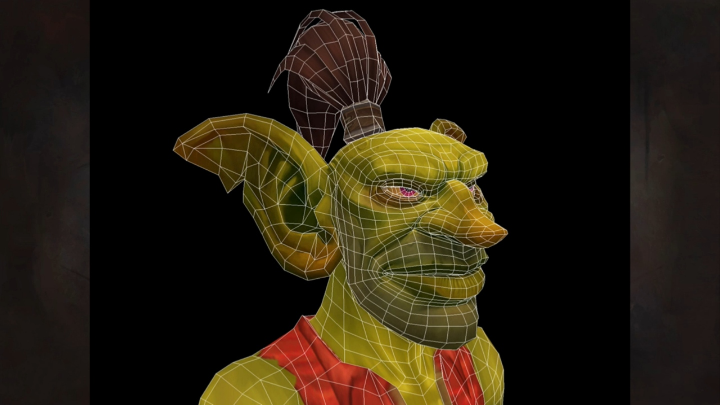 new goblin models wow gallery