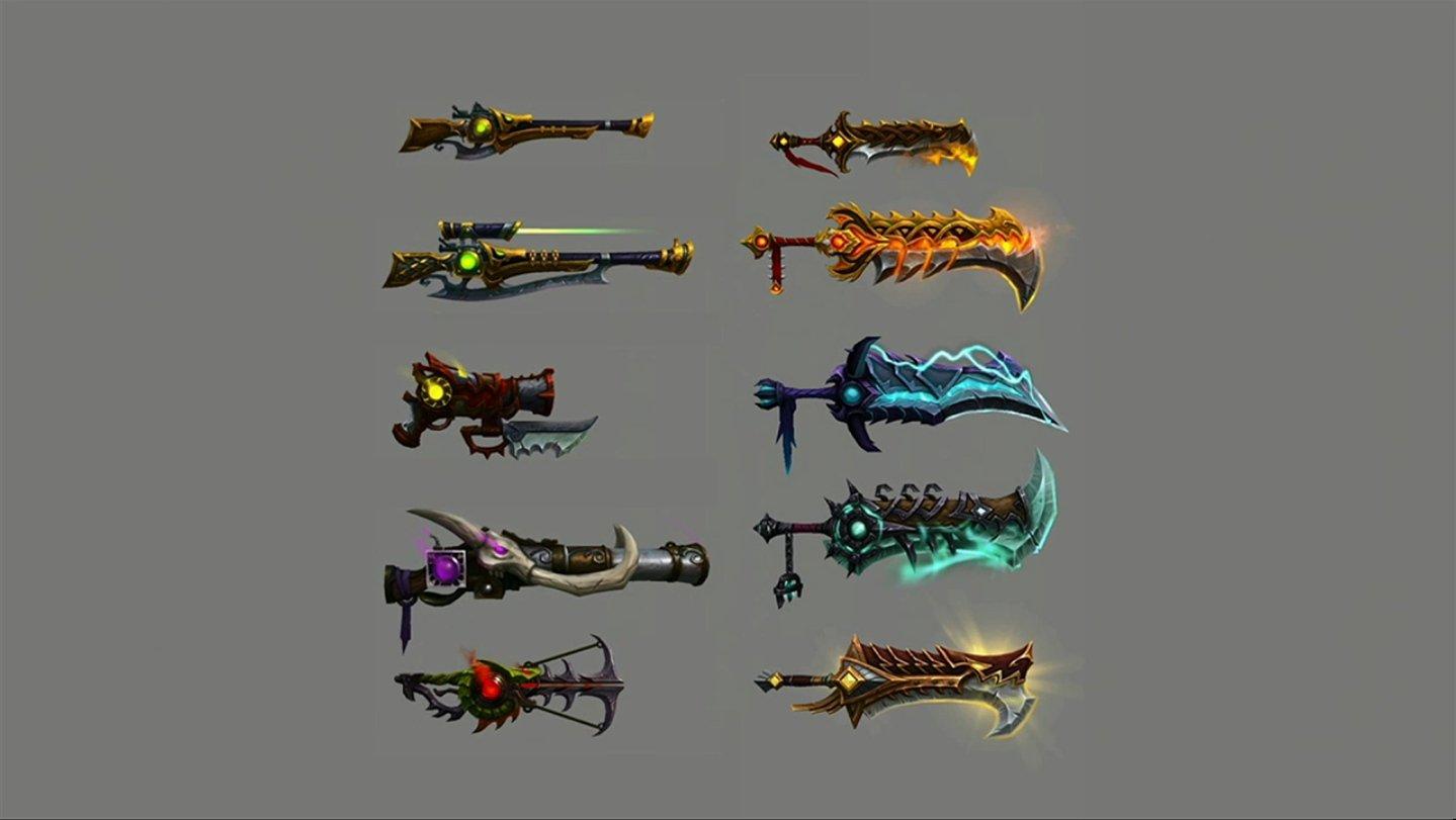 guide to hidden windwalker artifact